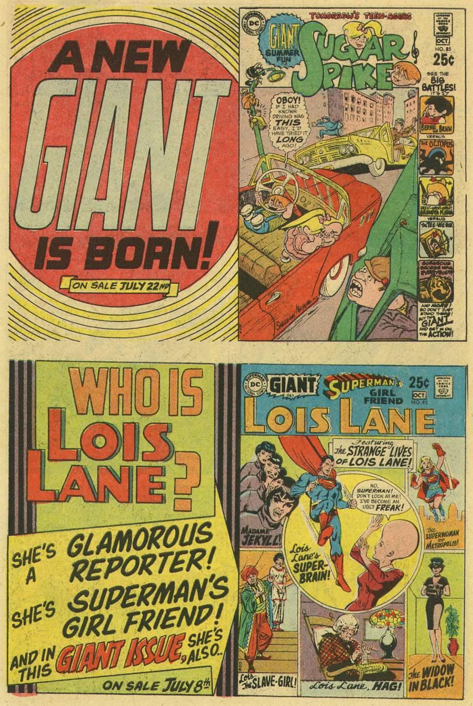 Read online Aquaman (1962) comic -  Issue #47 - 32