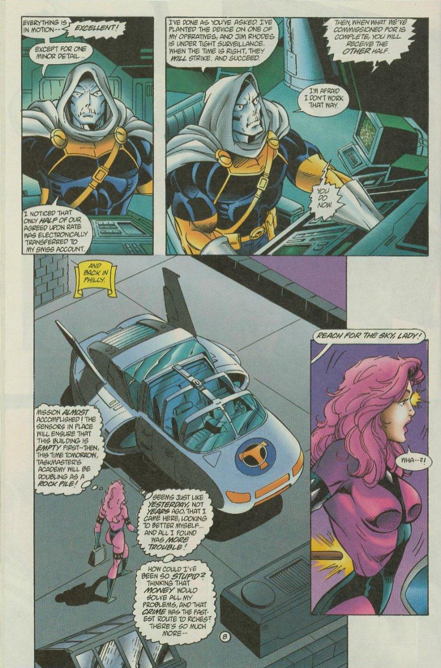 Read online Siren comic -  Issue #1 - 10