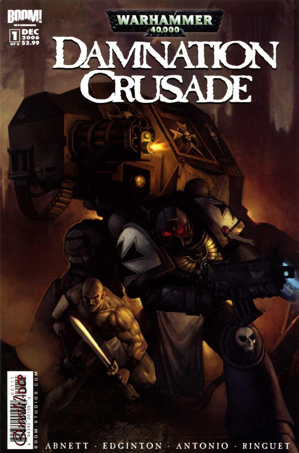 Warhammer 40,000: Damnation Crusade 1 Page 1