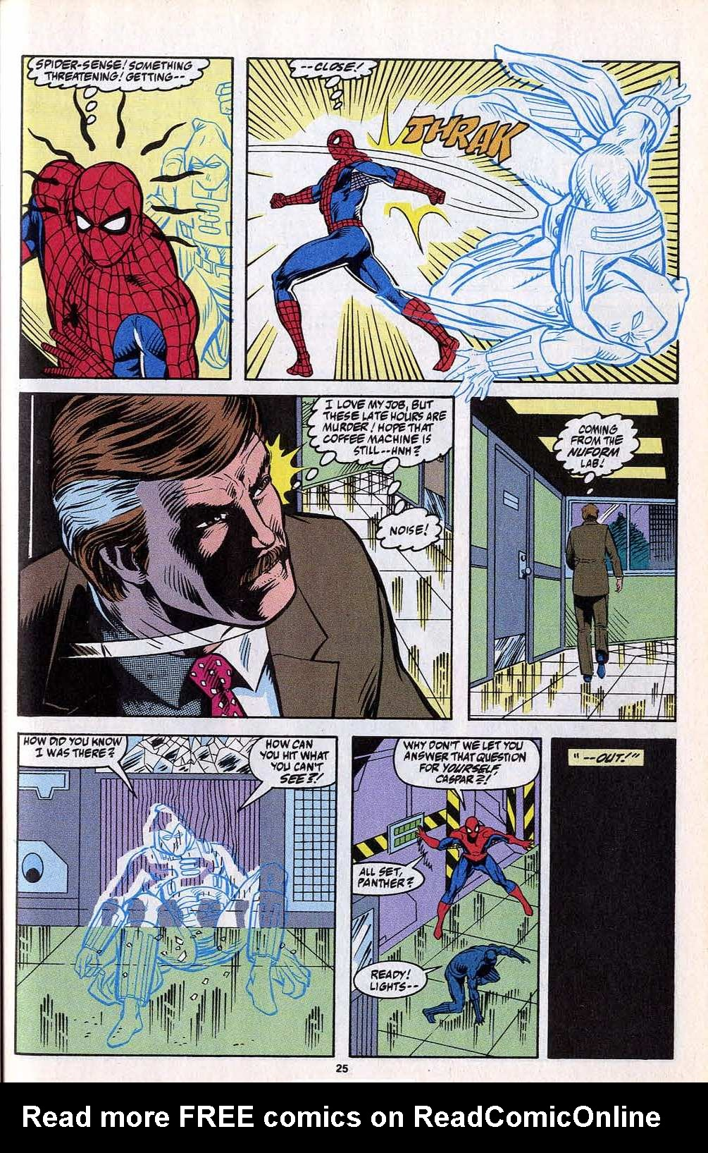 The Amazing Spider-Man (1963) _Annual_25 Page 26