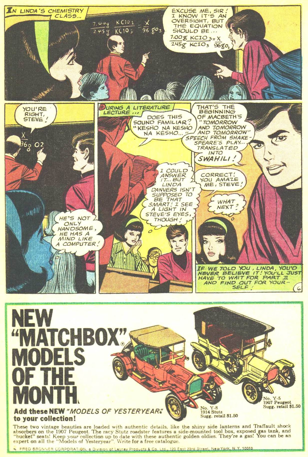 Read online Adventure Comics (1938) comic -  Issue #385 - 21