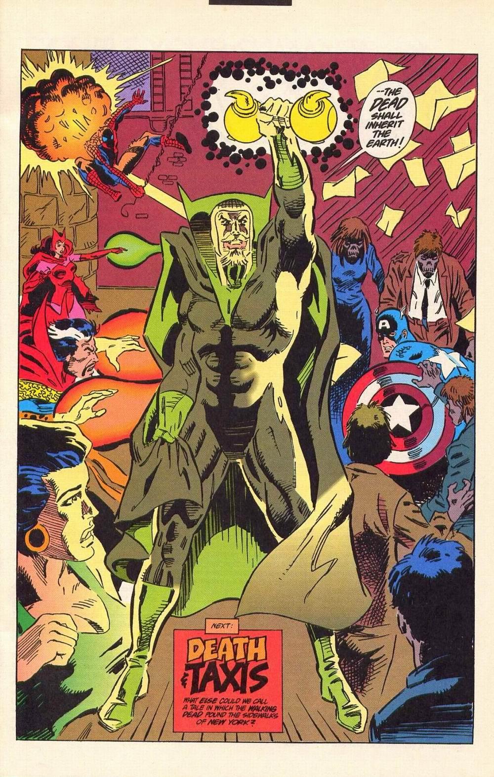 Read online Secret Defenders comic -  Issue #7 - 23