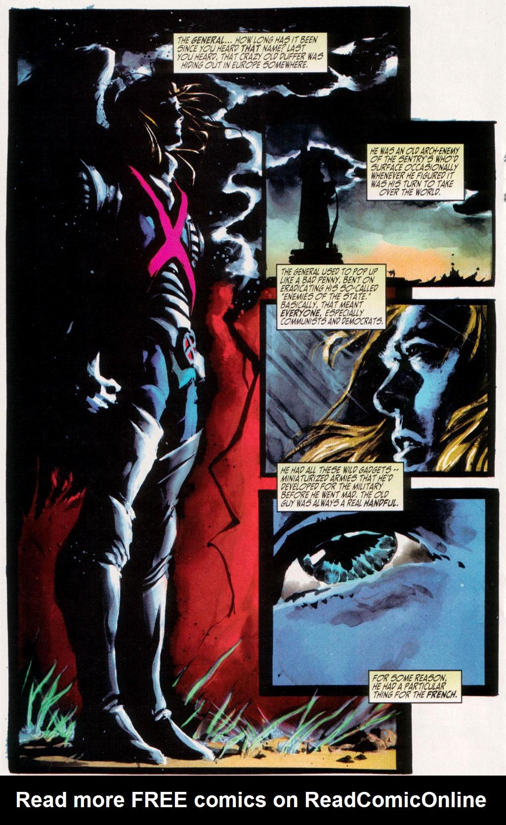 Read online Sentry/X-Men comic -  Issue # Full - 19