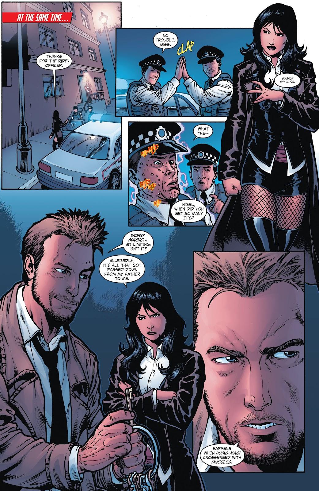 Read online Smallville Season 11 [II] comic -  Issue # TPB 8 - 20