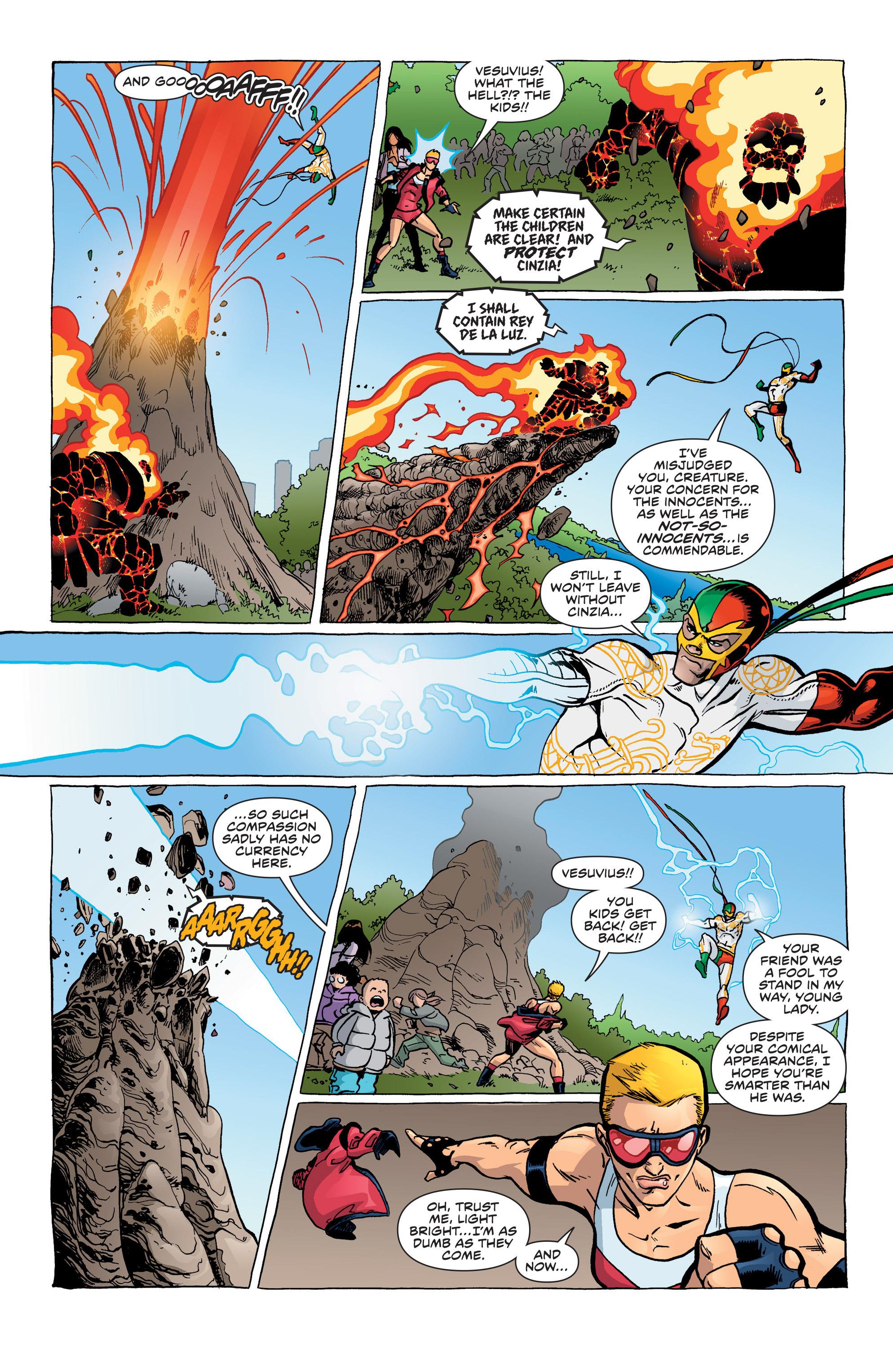 Read online Secret Identities comic -  Issue #4 - 10