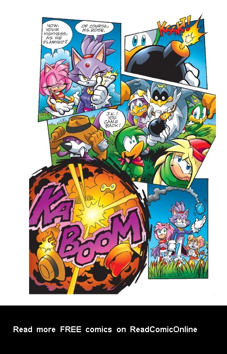 Read online Sonic Comics Spectacular: Speed of Sound comic -  Issue # Full - 207