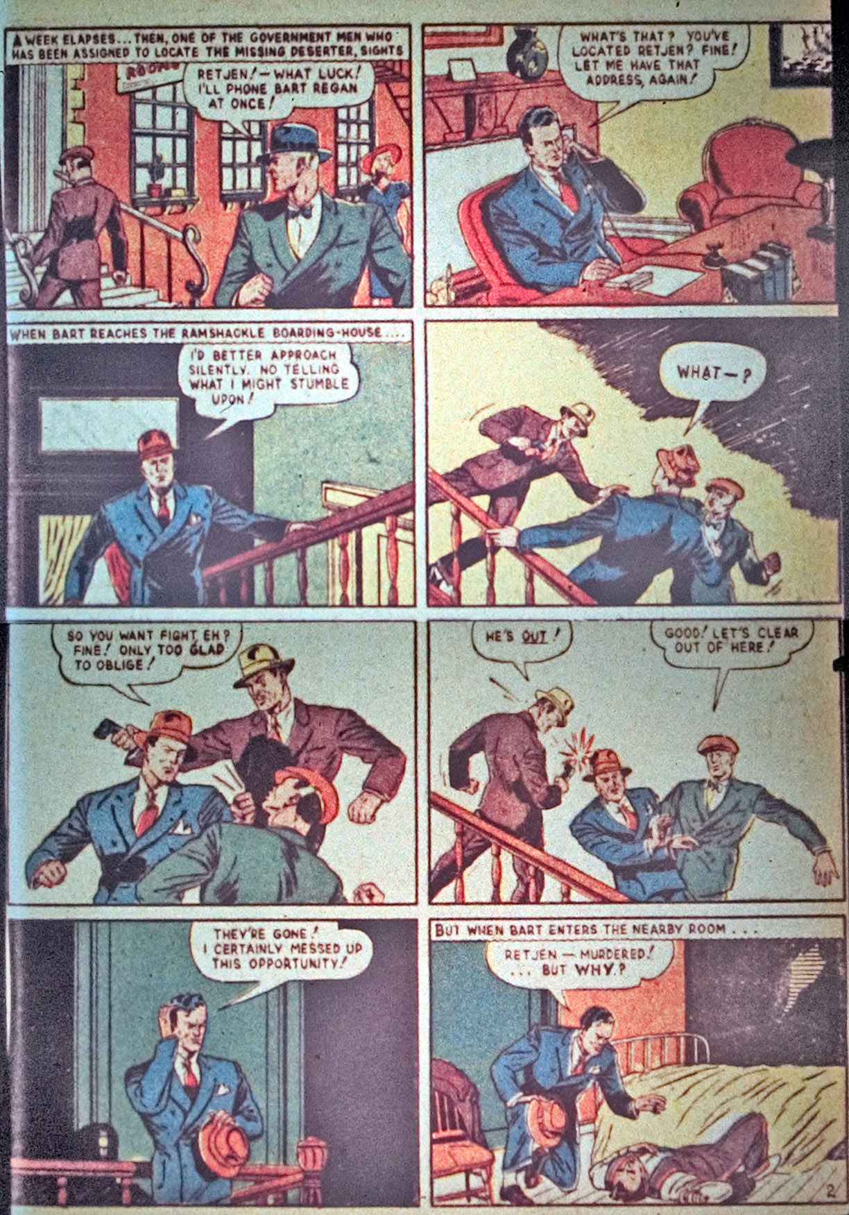 Detective Comics (1937) 32 Page 14