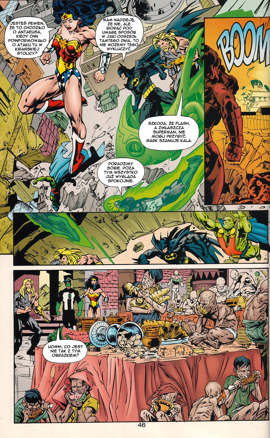 Read online JLA Superpower comic -  Issue # Full - 46