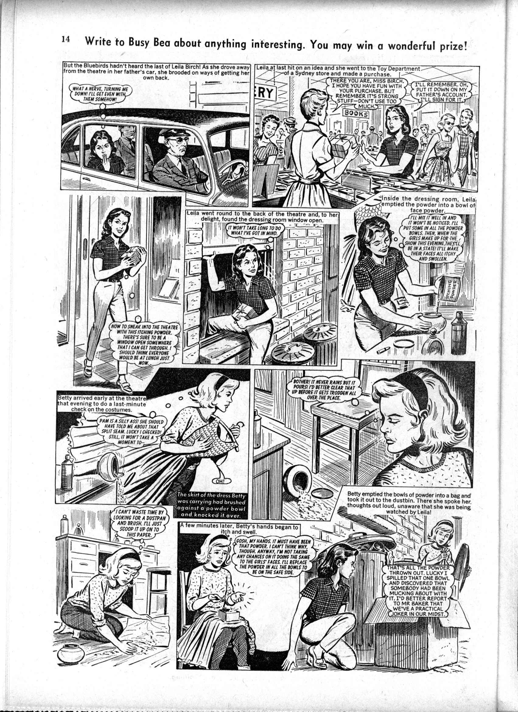 Read online Judy comic -  Issue #189 - 14