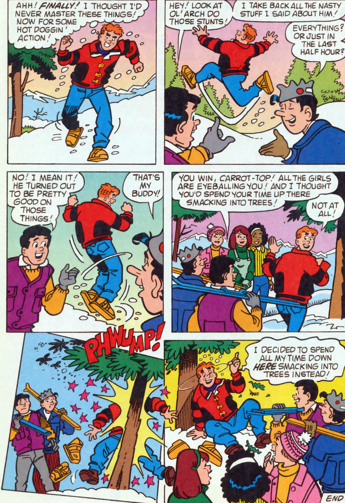 Read online Archie (1960) comic -  Issue #459 - 12