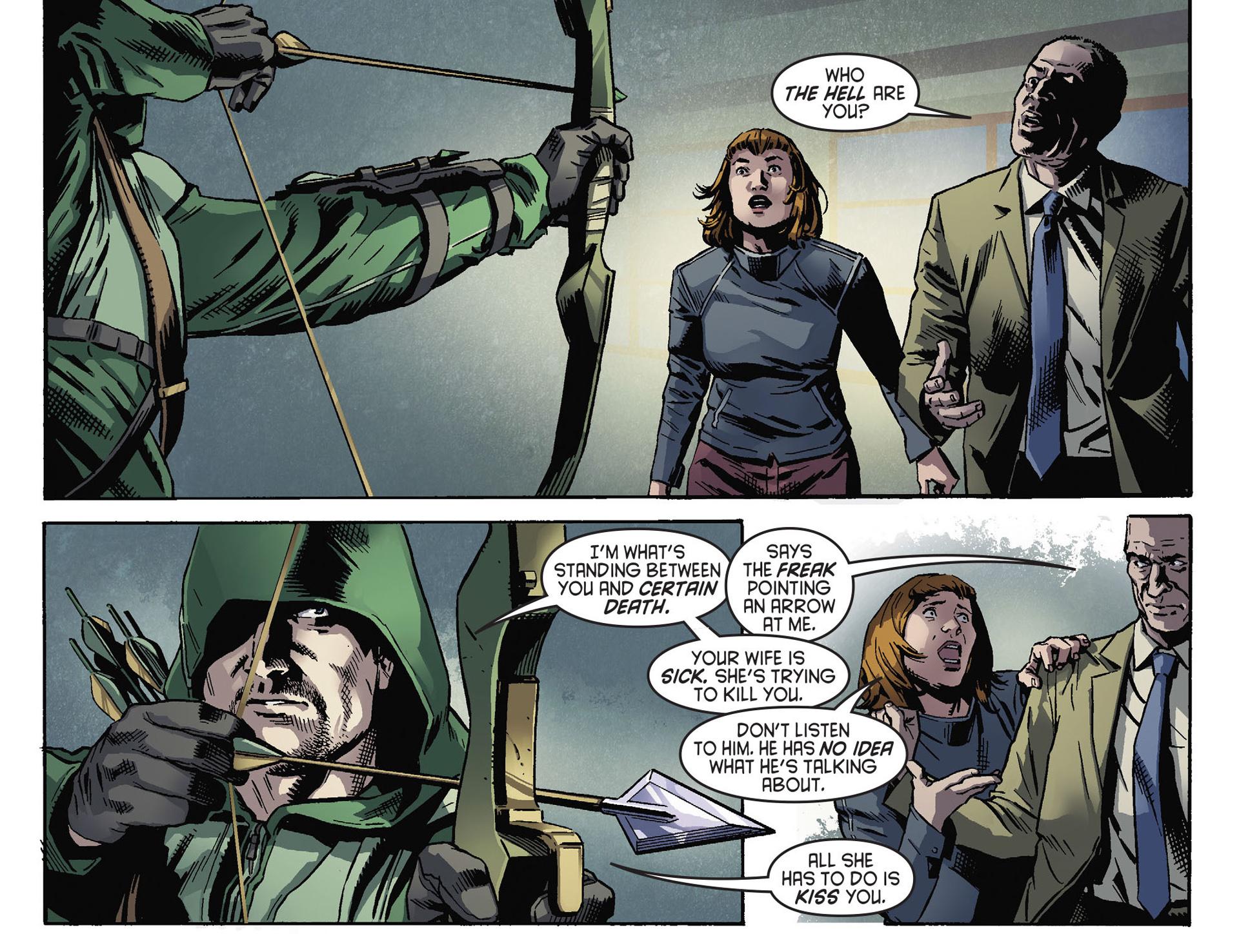 Read online Arrow [II] comic -  Issue #30 - 19