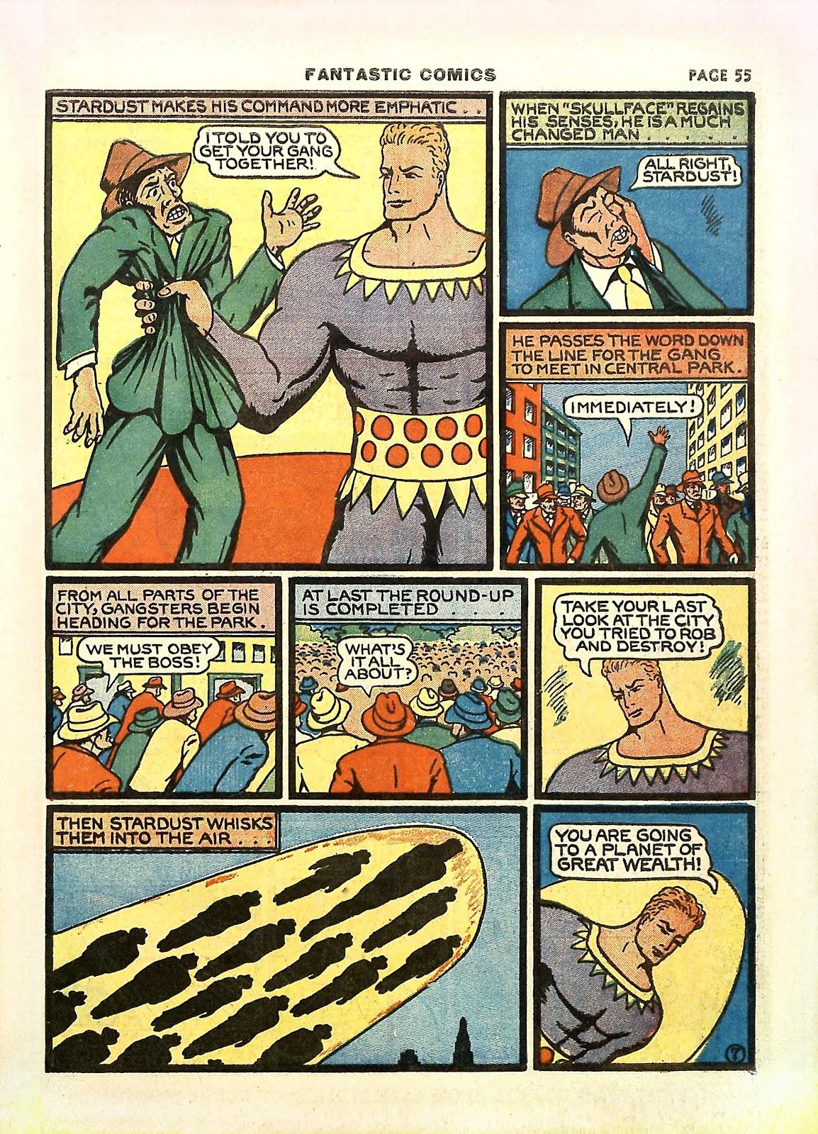 Read online Fantastic Comics comic -  Issue #11 - 58