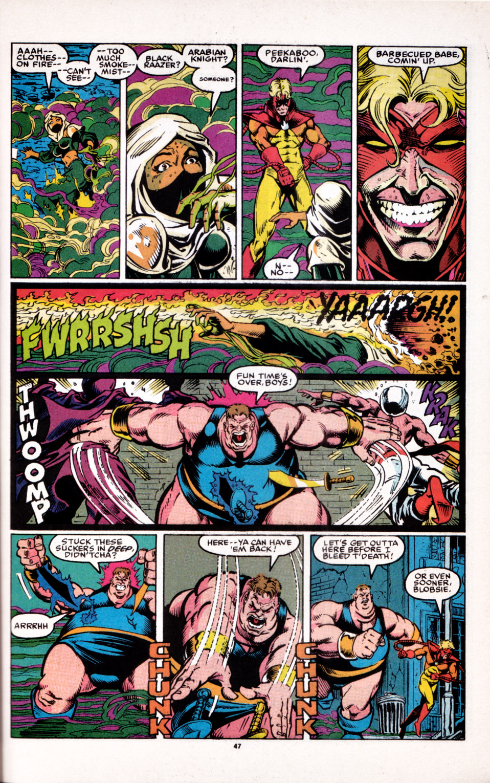 Read online X-Factor (1986) comic -  Issue # _ Annual 6 - 40