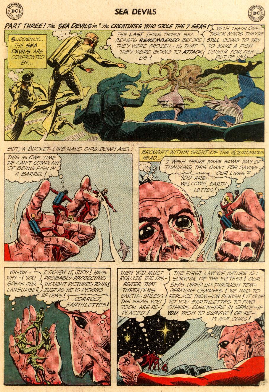 Read online Sea Devils comic -  Issue #5 - 20