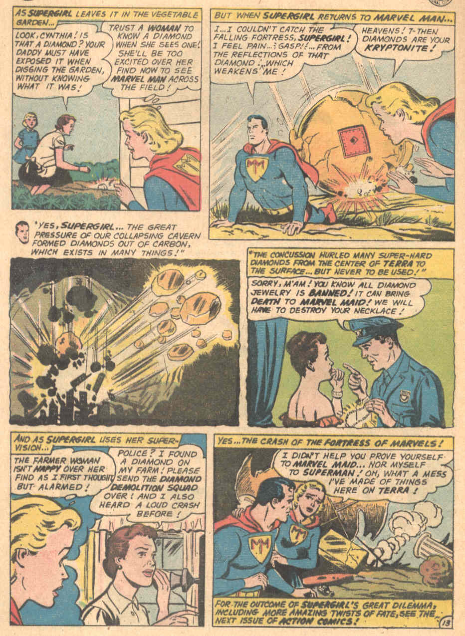 Read online Action Comics (1938) comic -  Issue #272 - 28