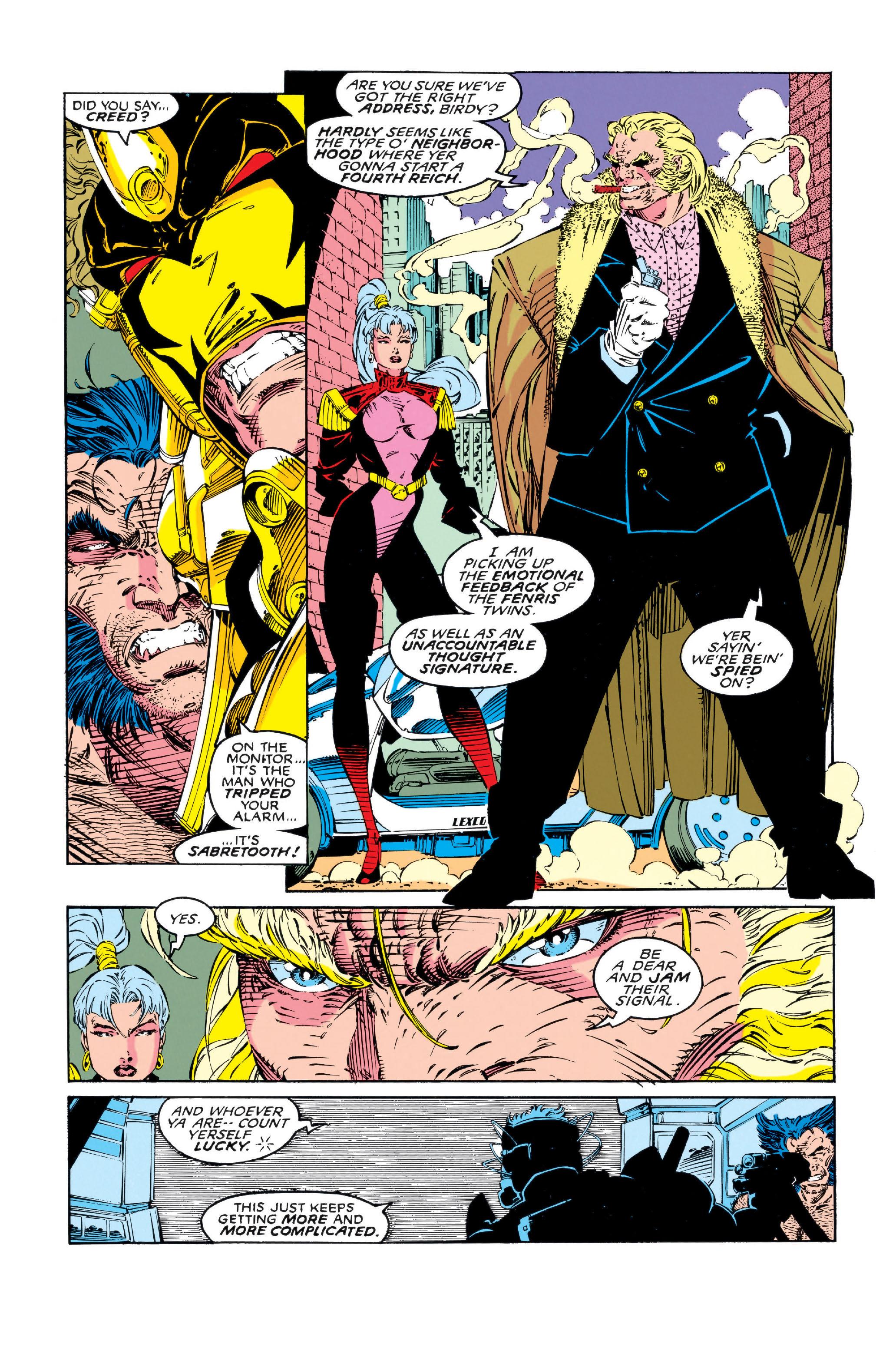 X-Men (1991) 6 Page 16