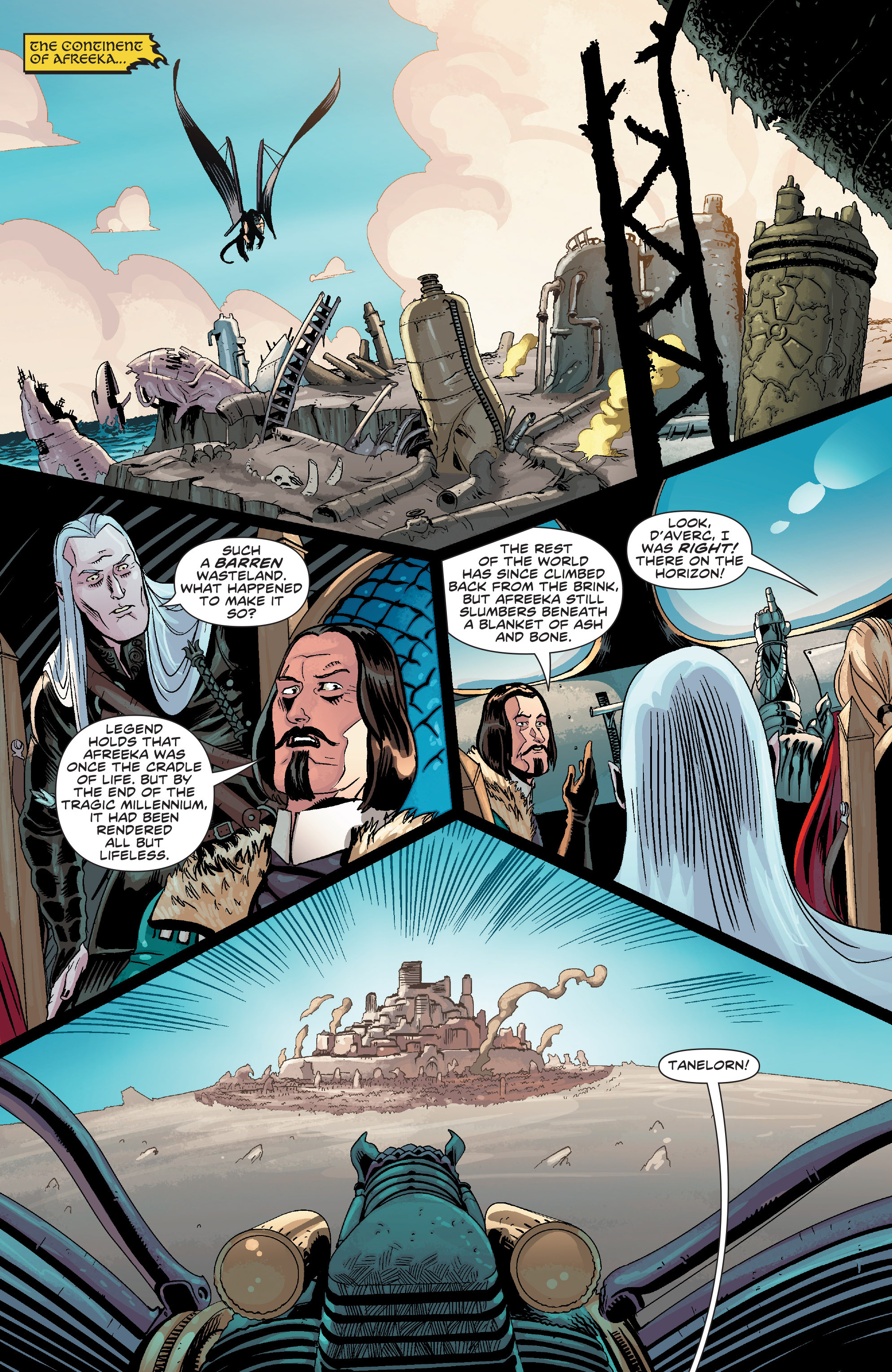 Read online Elric: The Balance Lost comic -  Issue # TPB 2 - 44