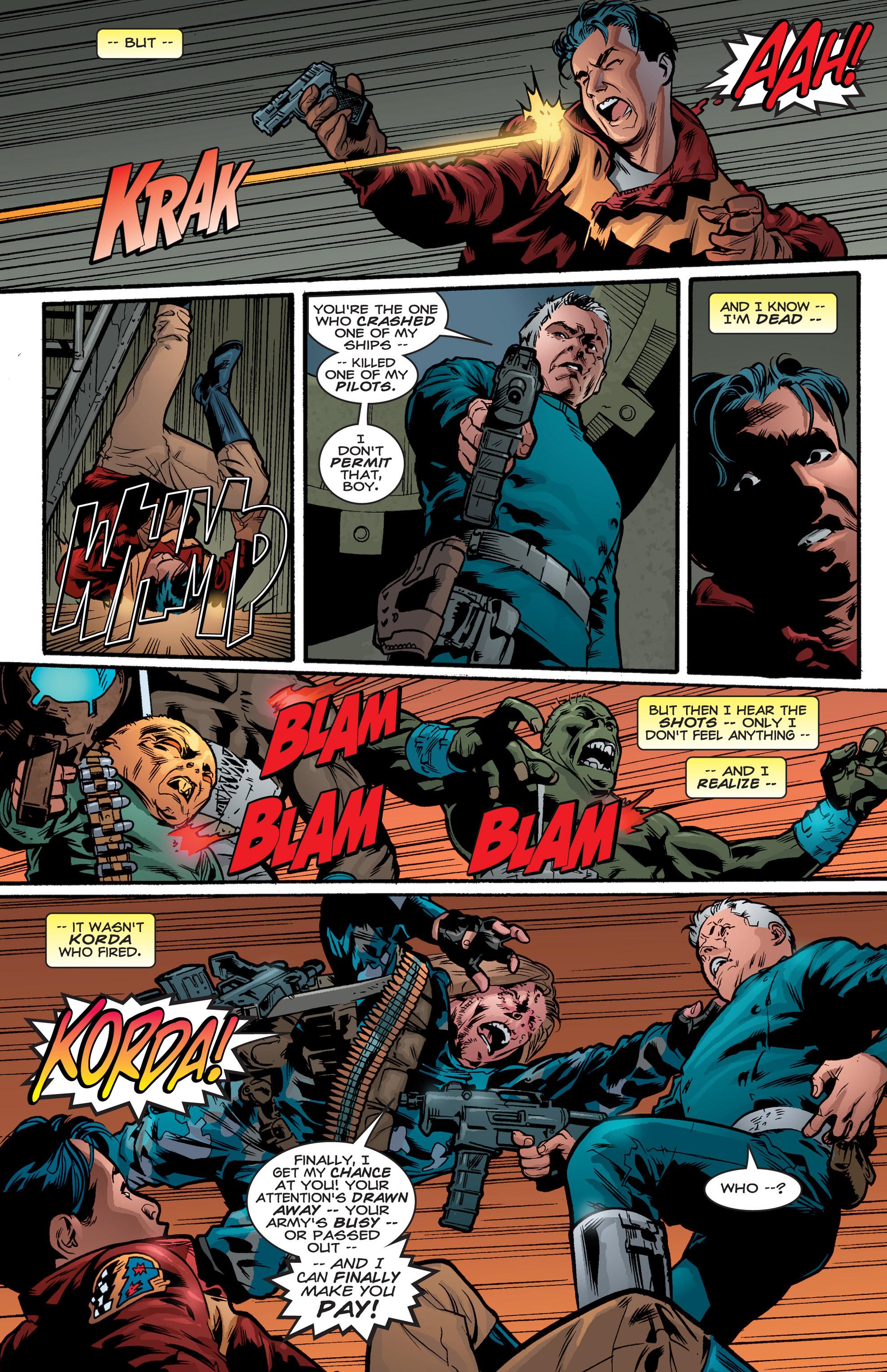 Read online Shockrockets comic -  Issue # TPB - 144