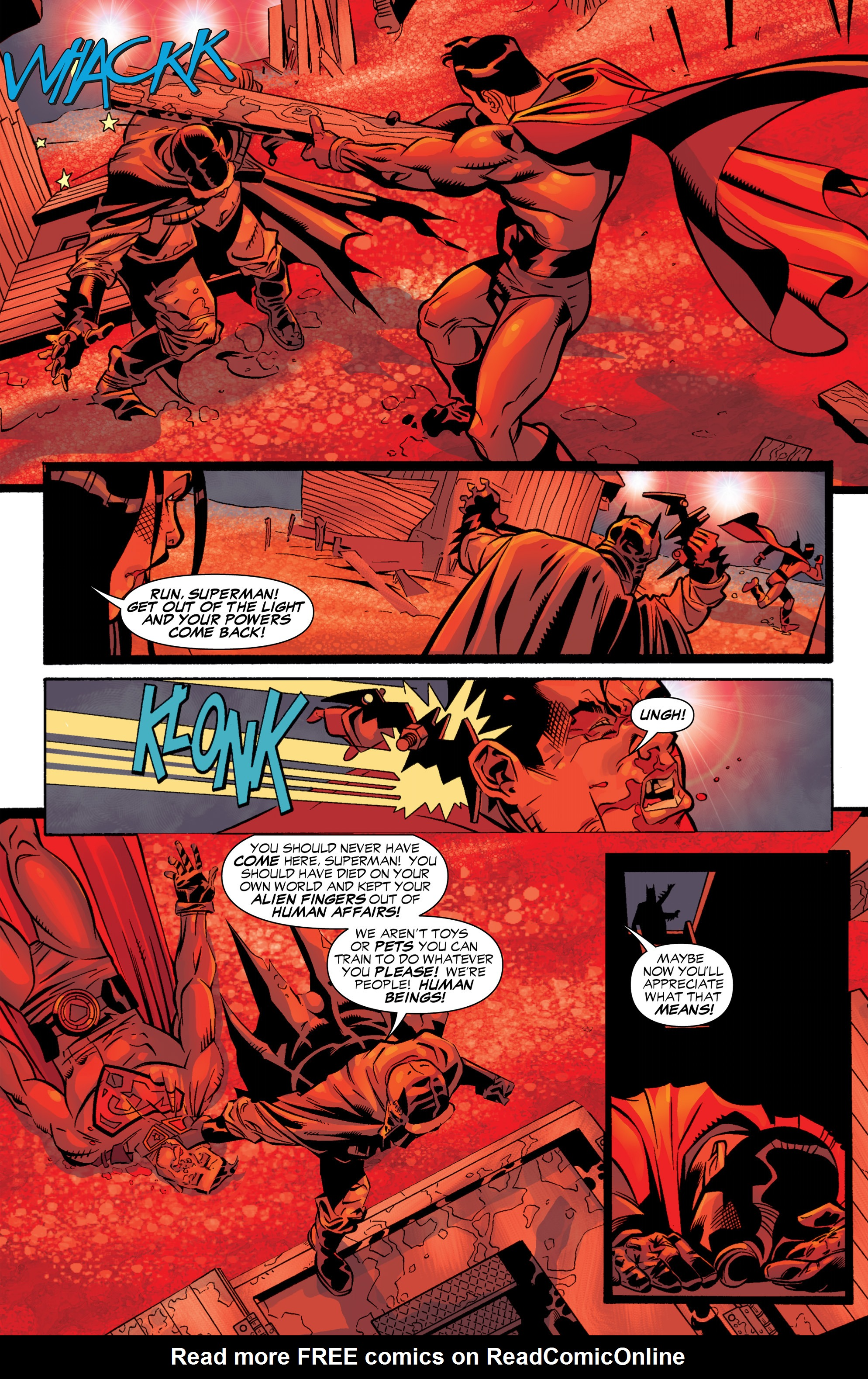 Superman Red Son 2 Read Superman Red Son Issue 2 Page 40