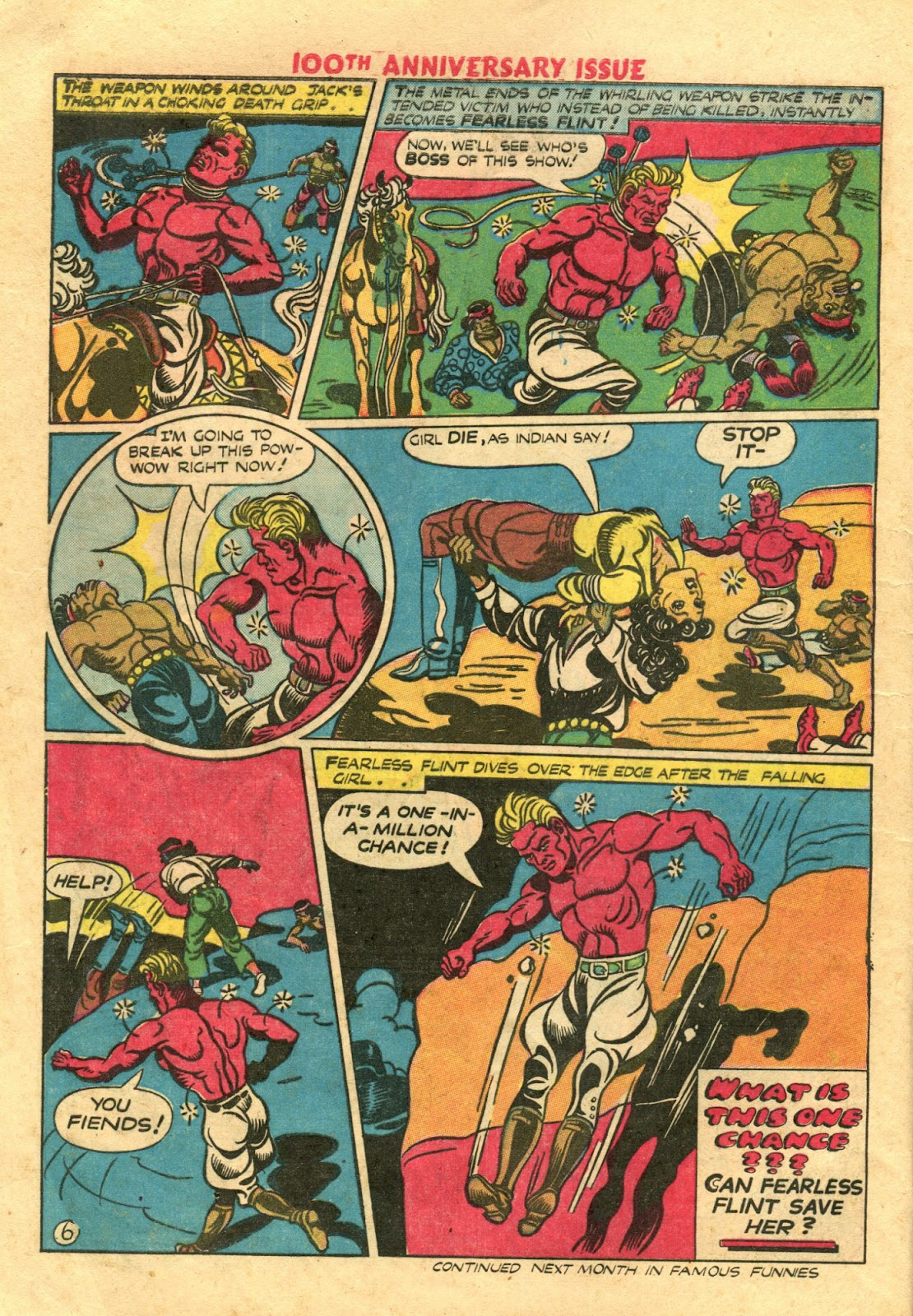 Read online Famous Funnies comic -  Issue #100 - 16