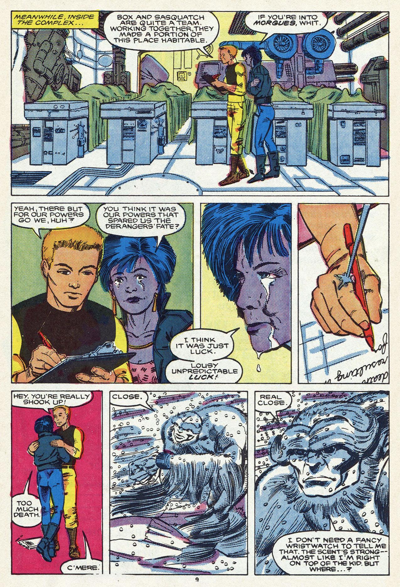 Read online Alpha Flight (1983) comic -  Issue #54 - 13