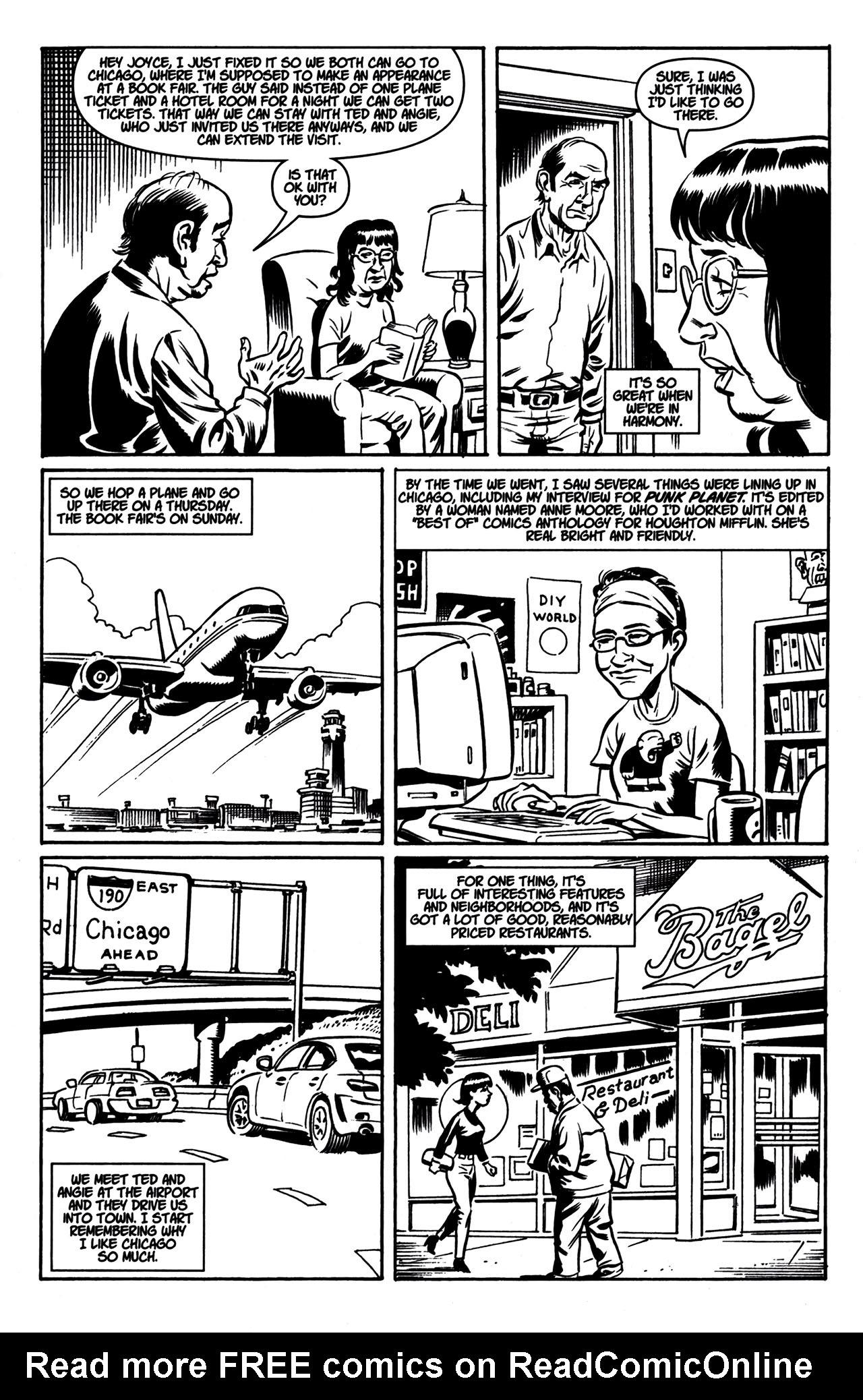 Read online American Splendor (2008) comic -  Issue #1 - 17