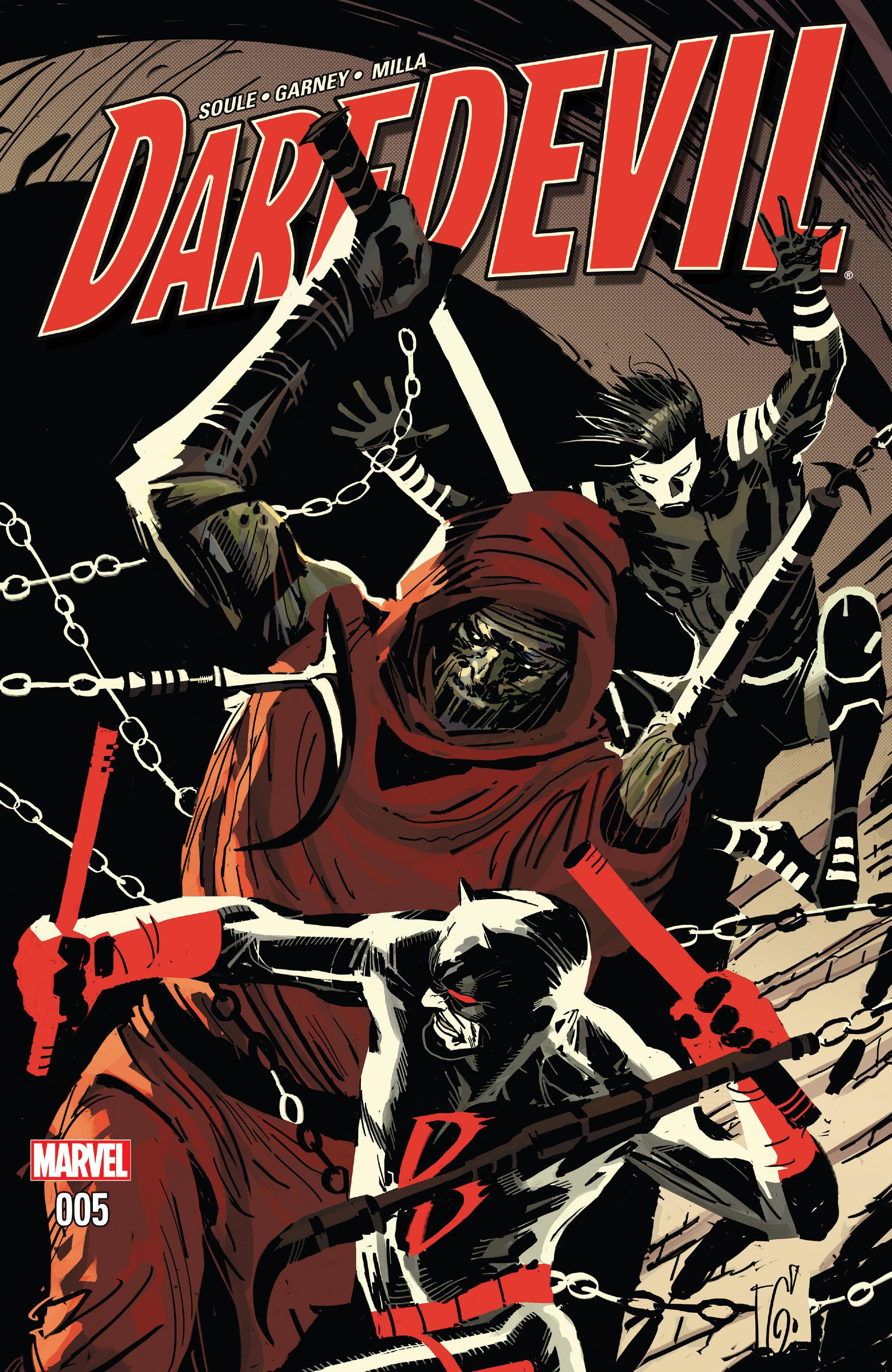Daredevil (2016) 5 Page 1
