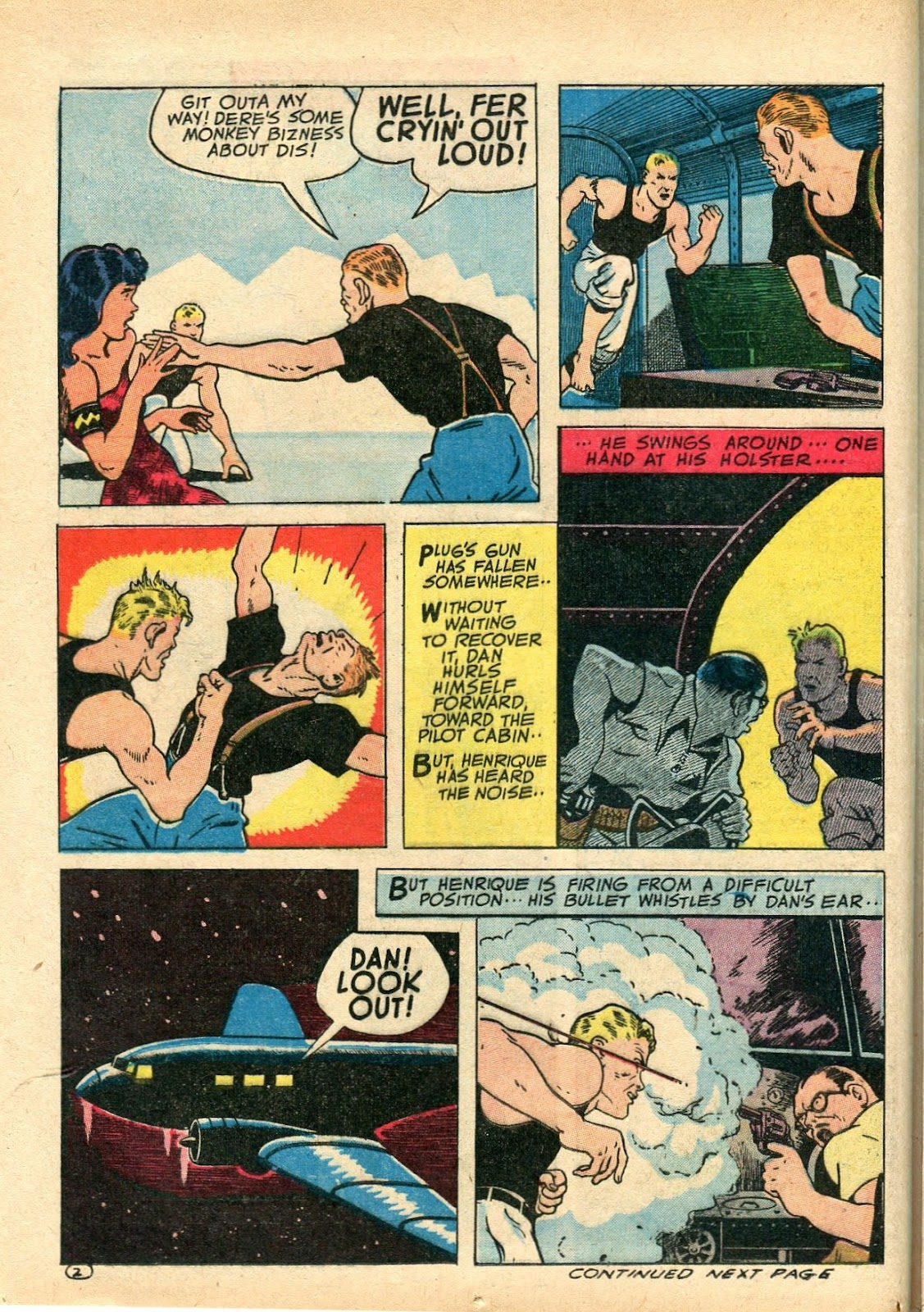 Read online Famous Funnies comic -  Issue #112 - 20
