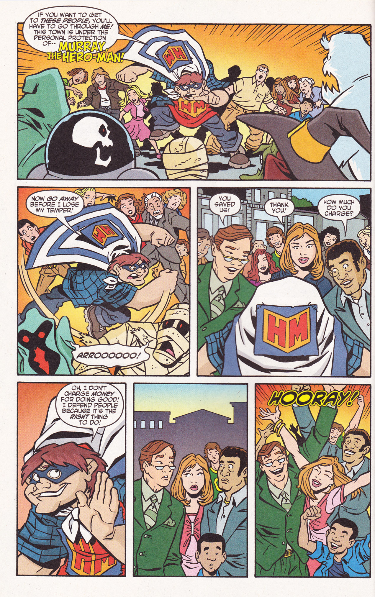 Read online Scooby-Doo (1997) comic -  Issue #110 - 14