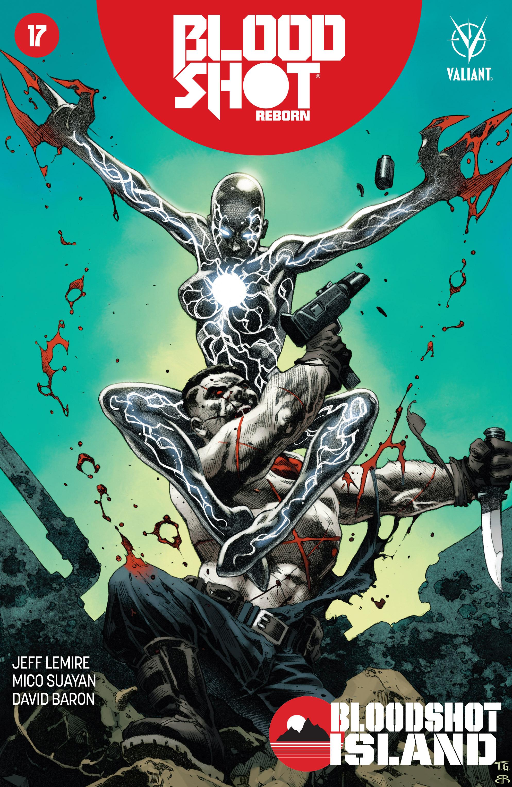Bloodshot Reborn (2015) 17 Page 1