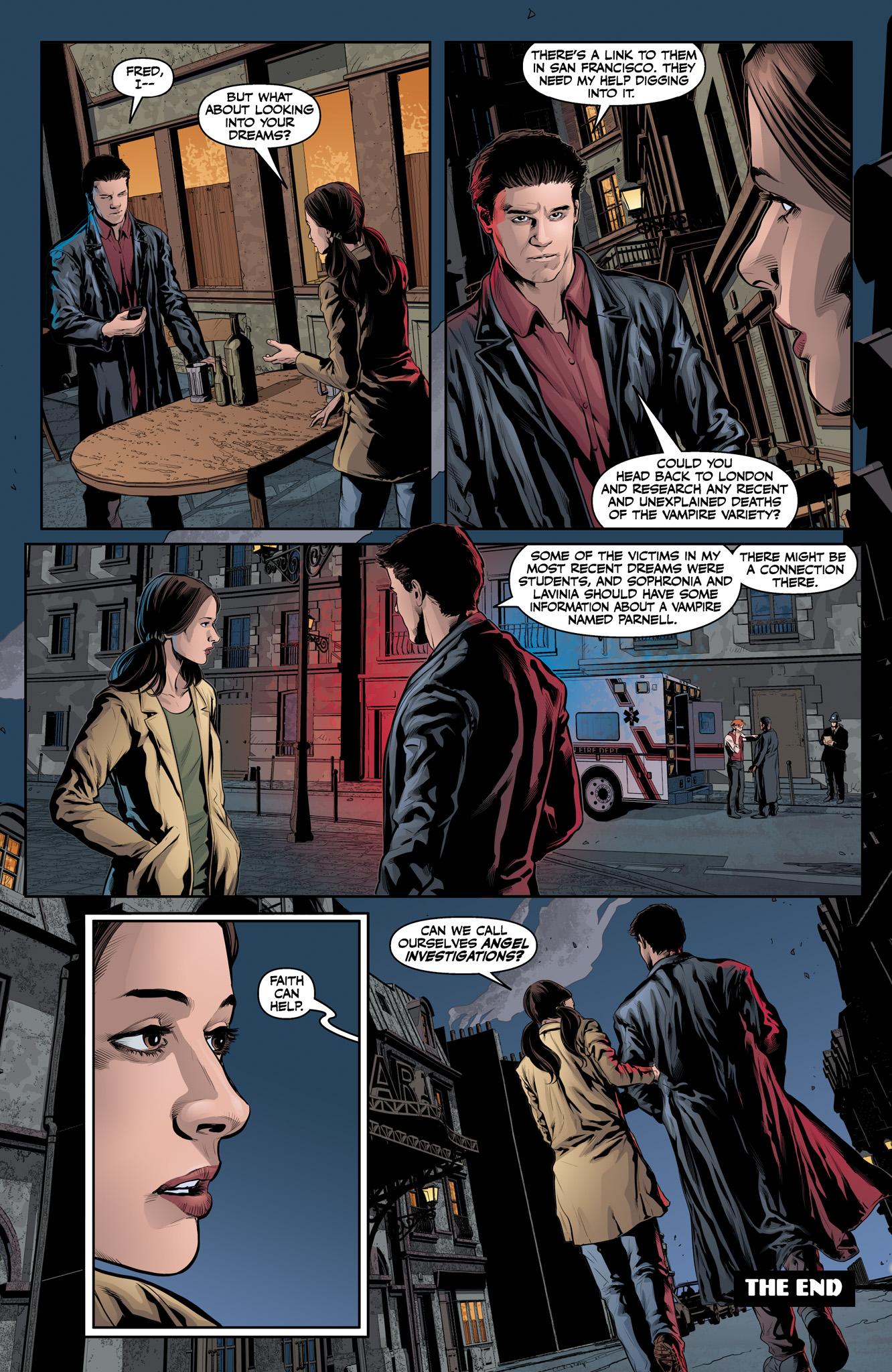 Read online Angel & Faith Season 10 comic -  Issue #15 - 24