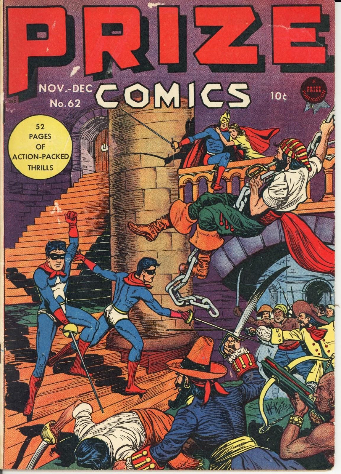 Prize Comics 62 Page 1