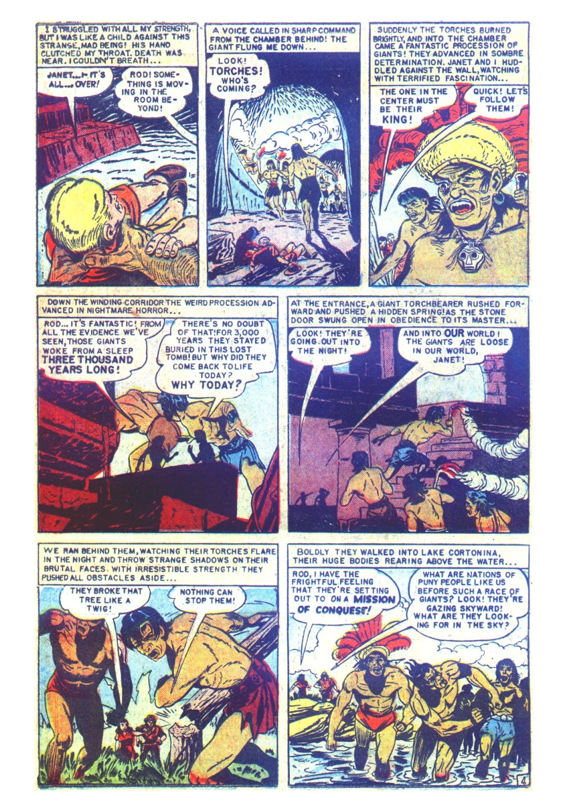 Journey Into Unknown Worlds (1950) issue 37 - Page 18