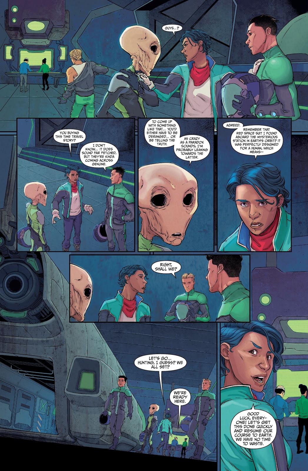 Exilium issue 6 - Page 25