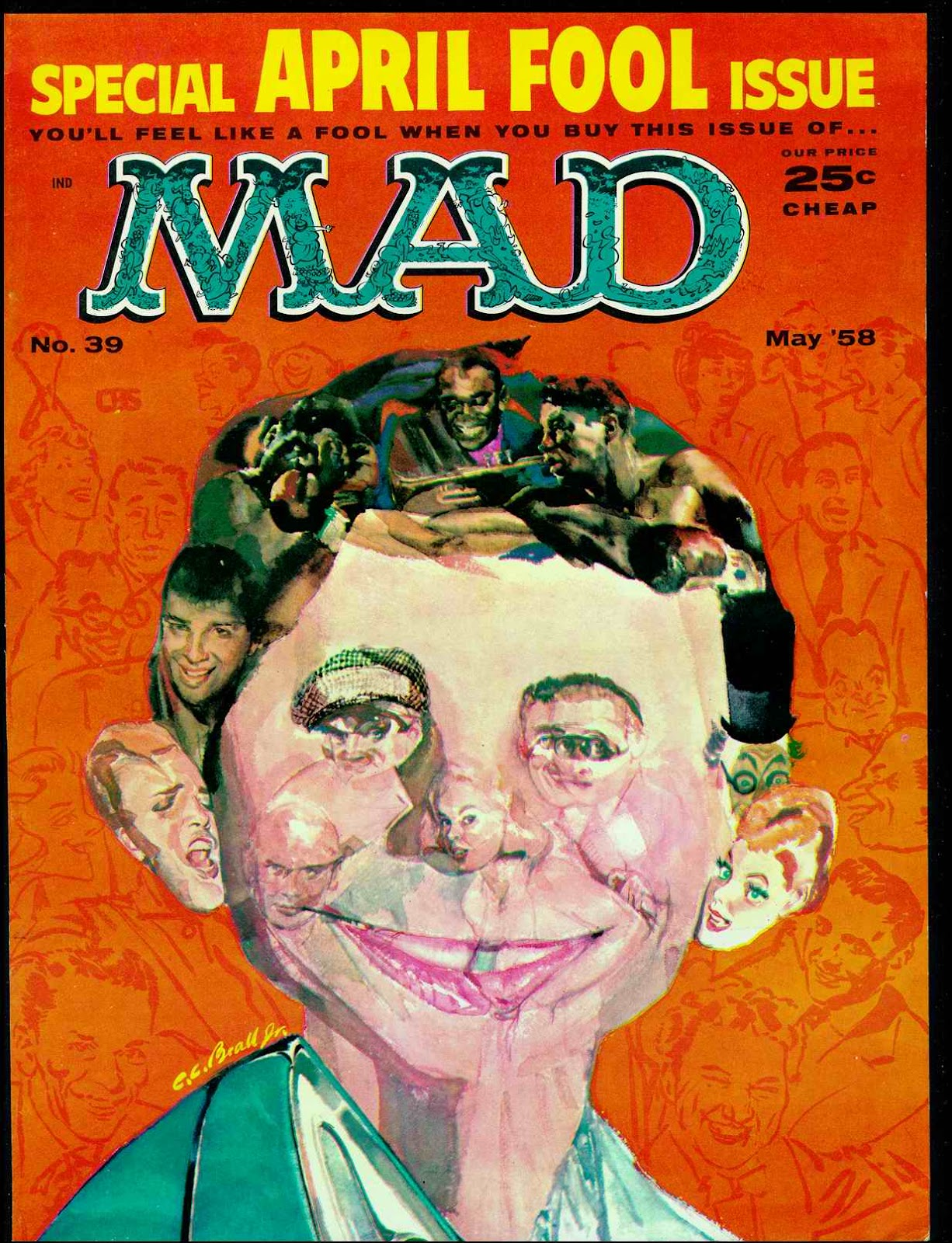 MAD issue 39 - Page 1