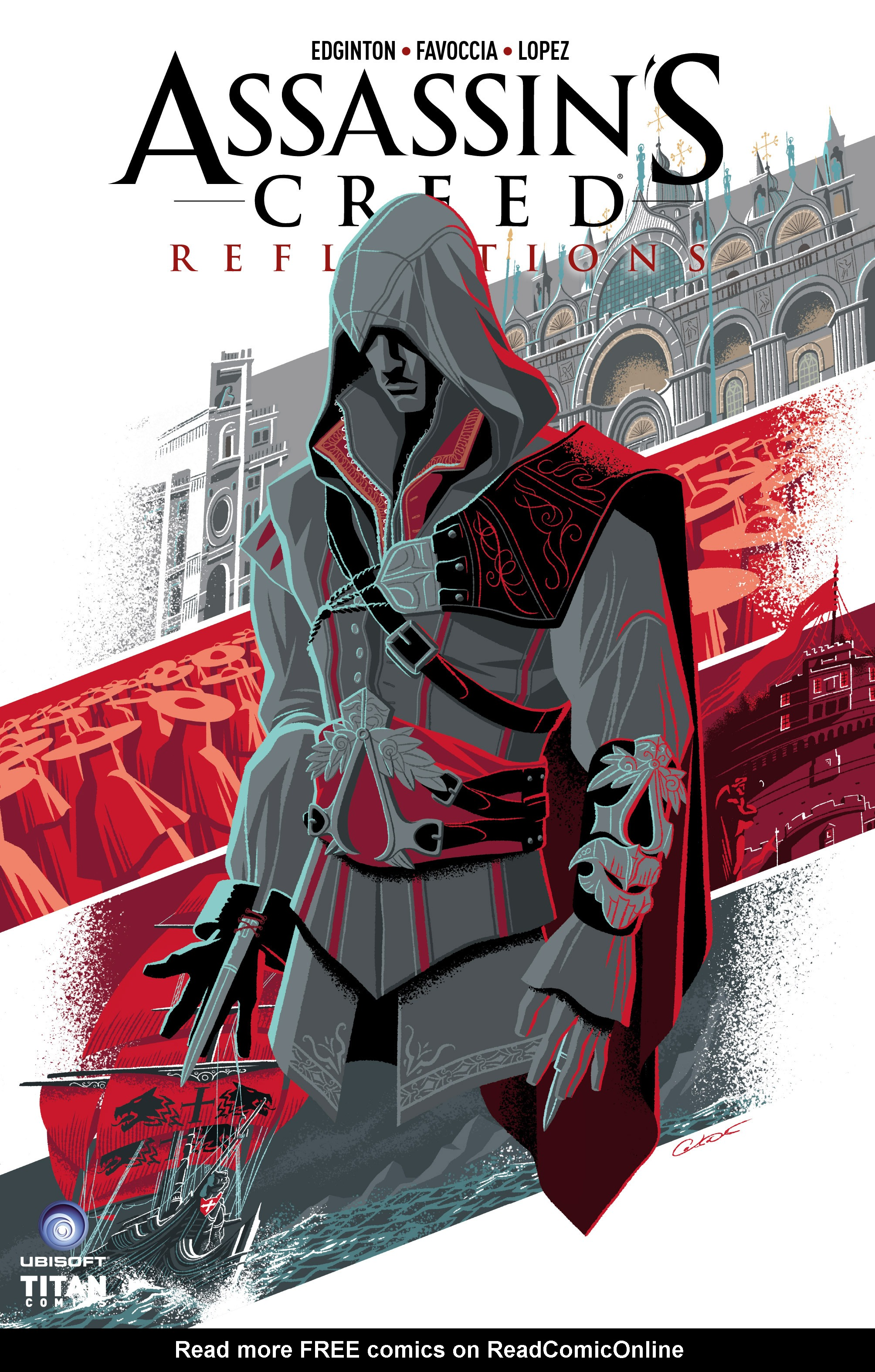 Read online Assassin's Creed: Reflections comic -  Issue #1 - 31