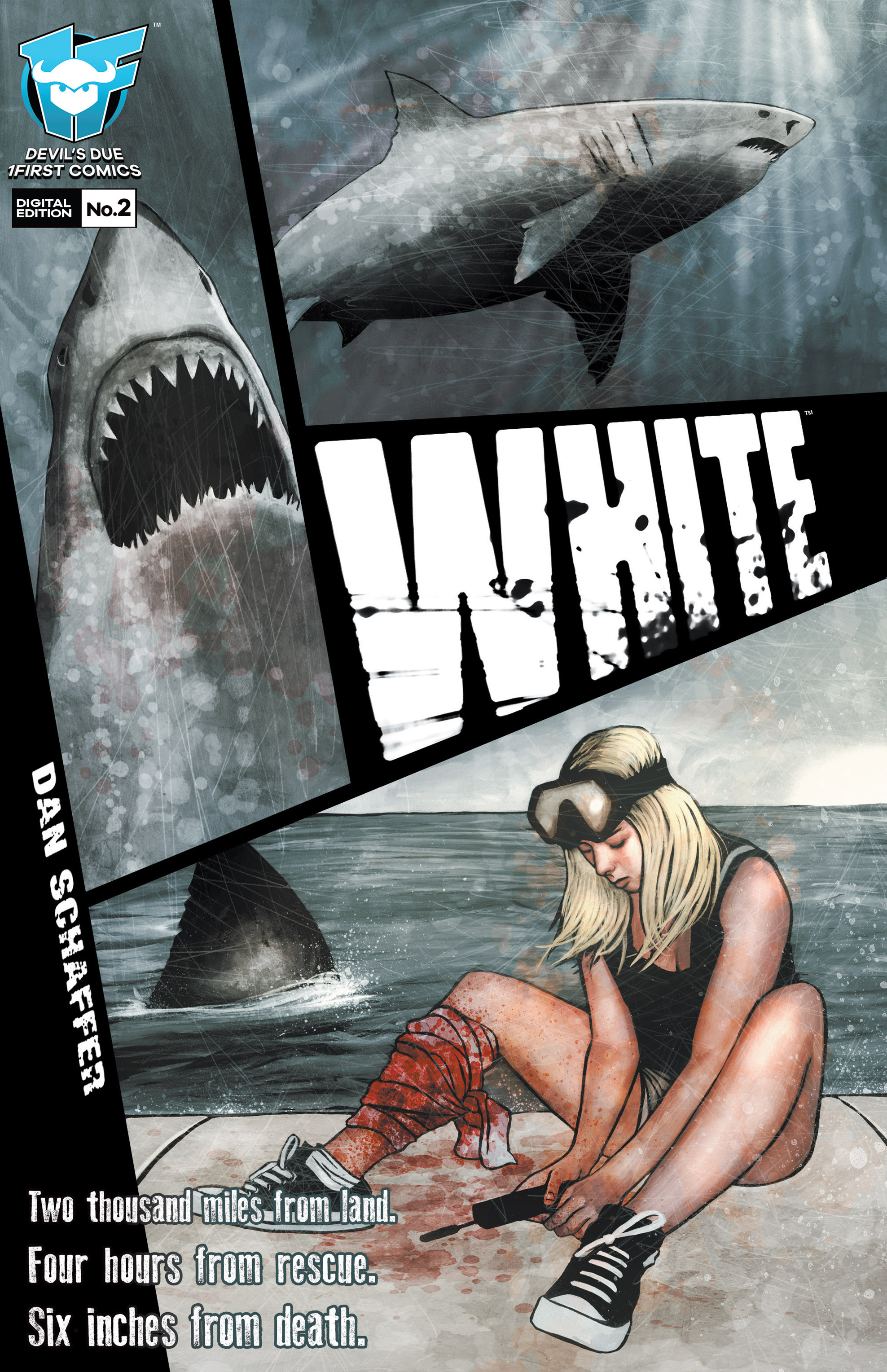 White  issue 2 - Page 1