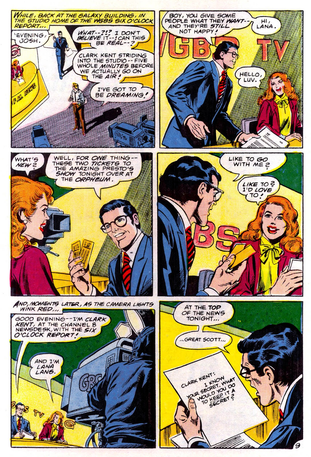 Read online Superman Special (1983) comic -  Issue #3 - 10