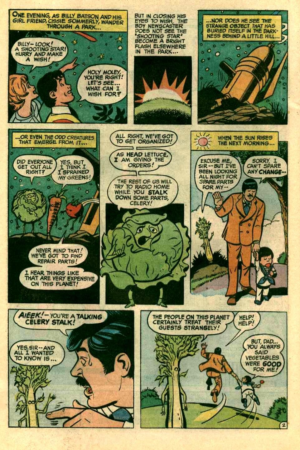 Read online Shazam! (1973) comic -  Issue #10 - 3
