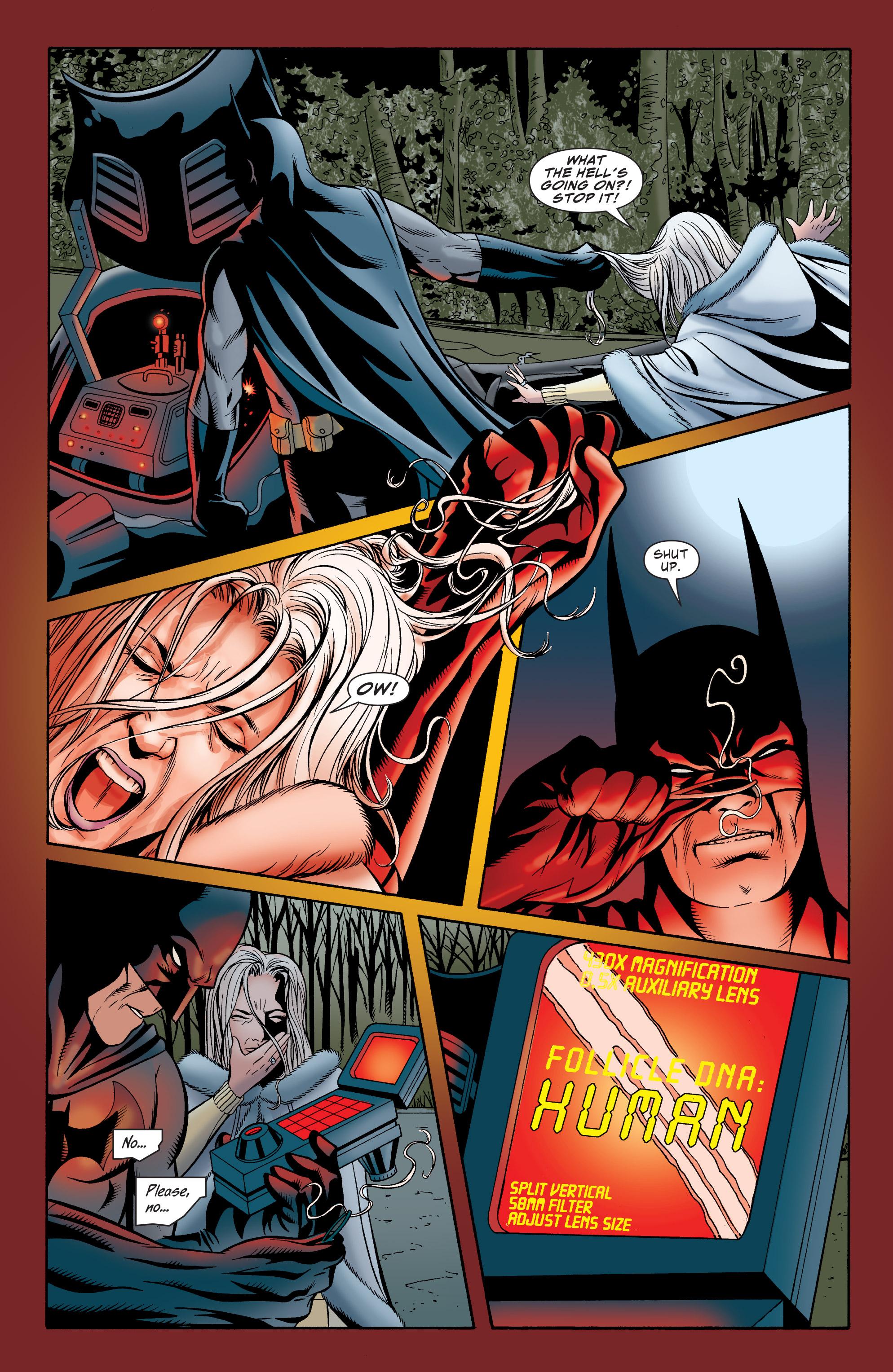 Read online Batman: The Widening Gyre comic -  Issue #6 - 18