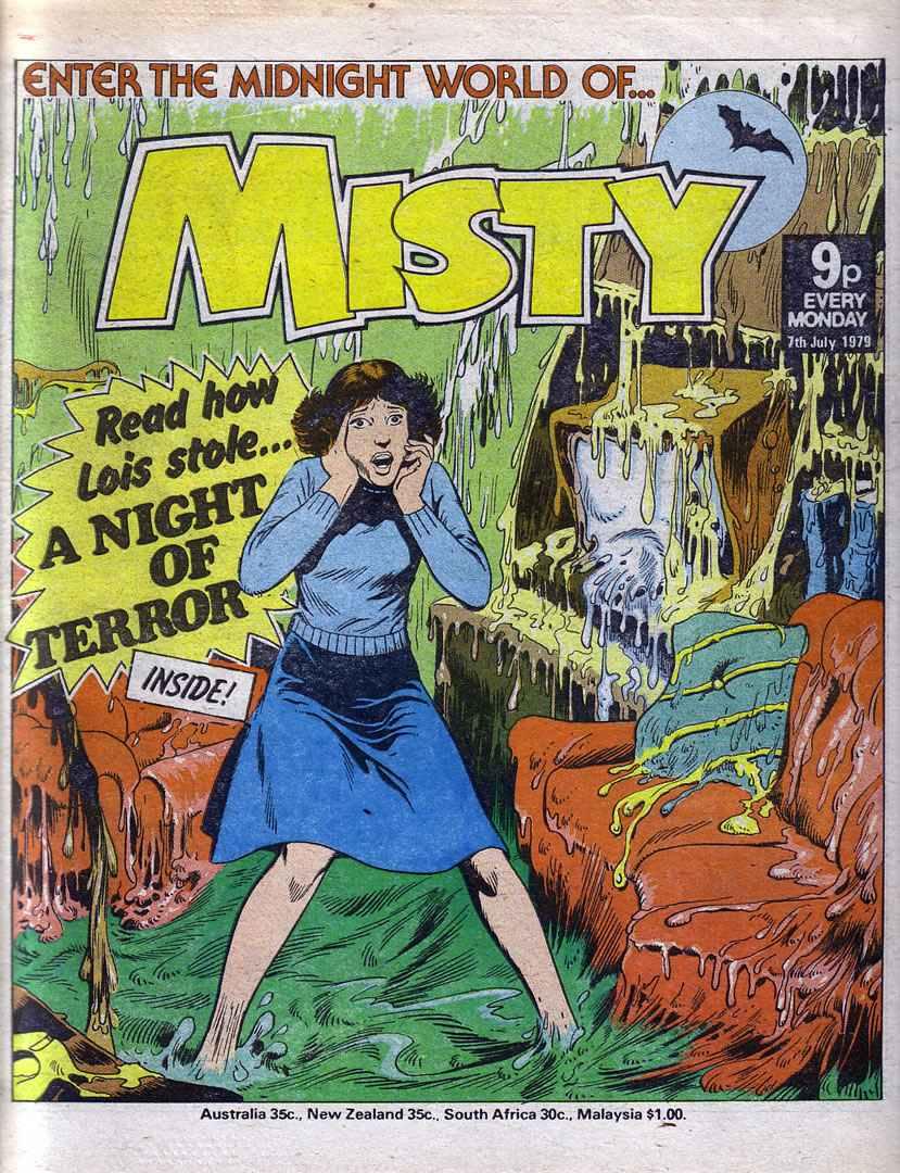 Misty (1978) 74 Page 1