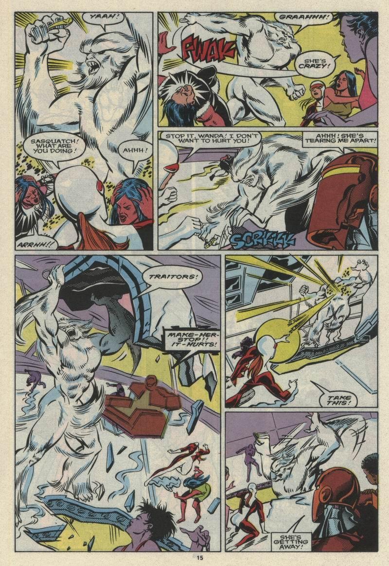 Read online Alpha Flight (1983) comic -  Issue #68 - 17