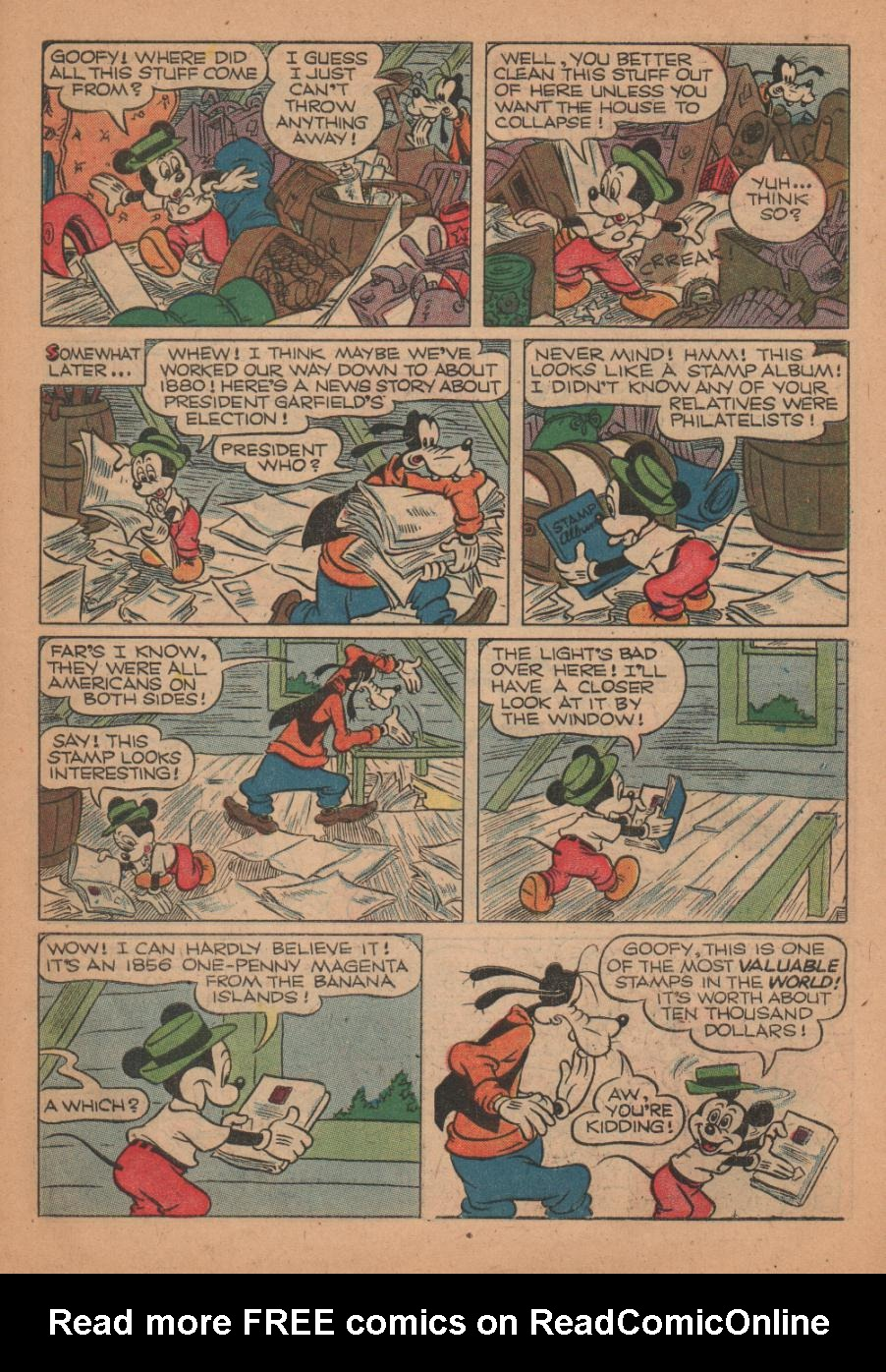Walt Disney's Comics and Stories issue 194 - Page 27