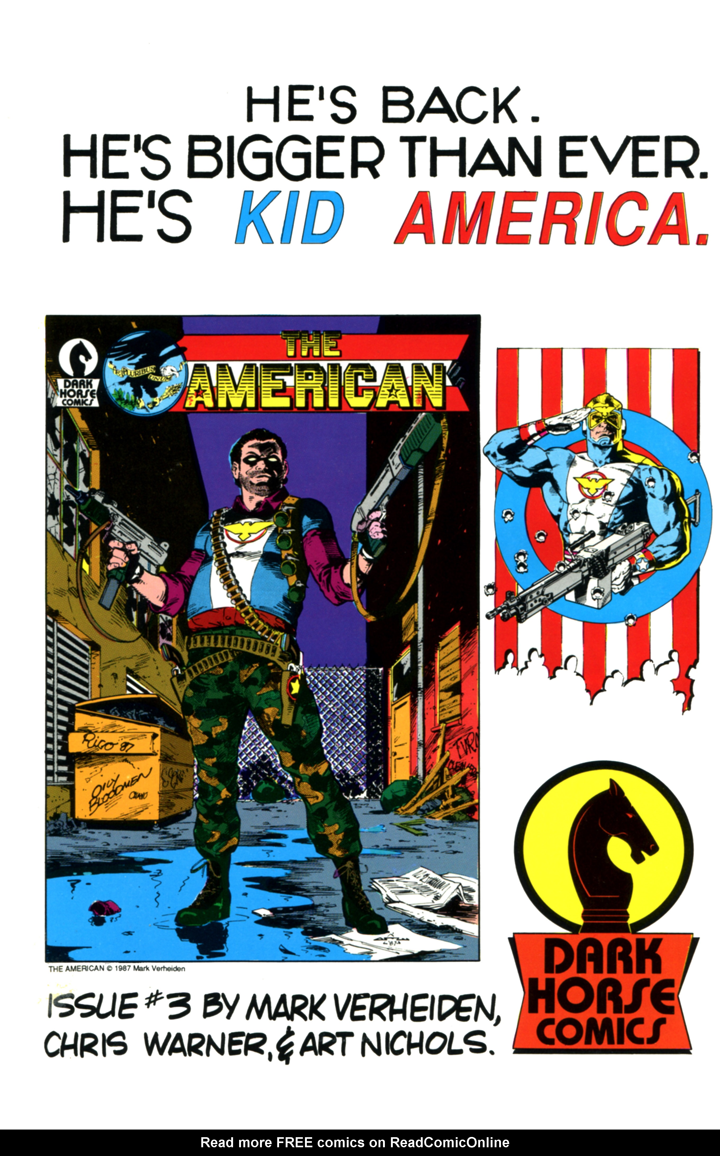 Read online Amazing Heroes comic -  Issue #132 - 51