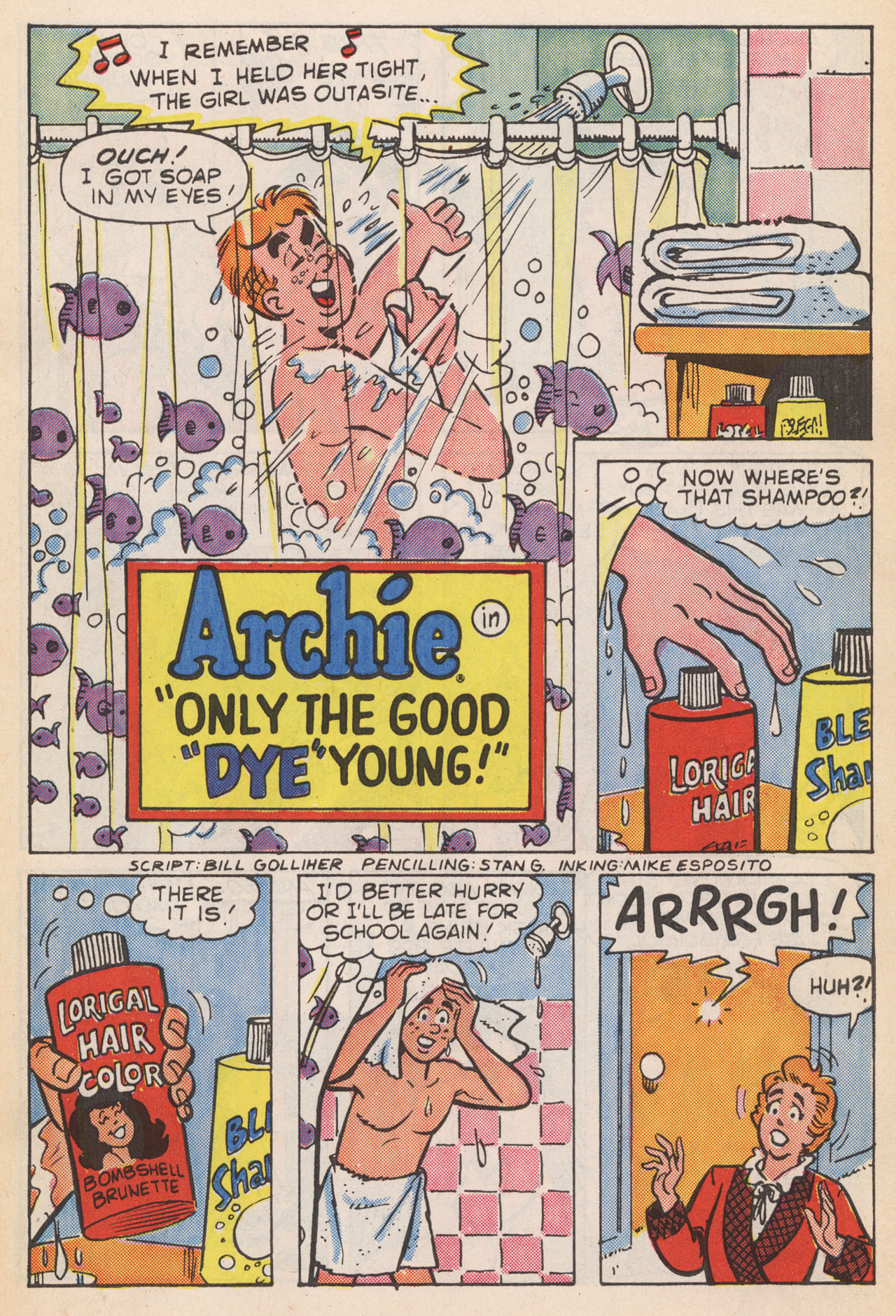 Read online Archie (1960) comic -  Issue #364 - 29