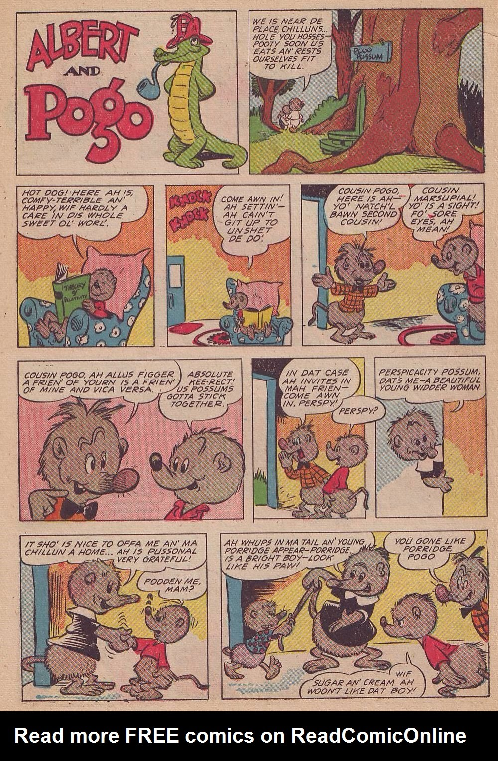 Read online Animal Comics comic -  Issue #17 - 11