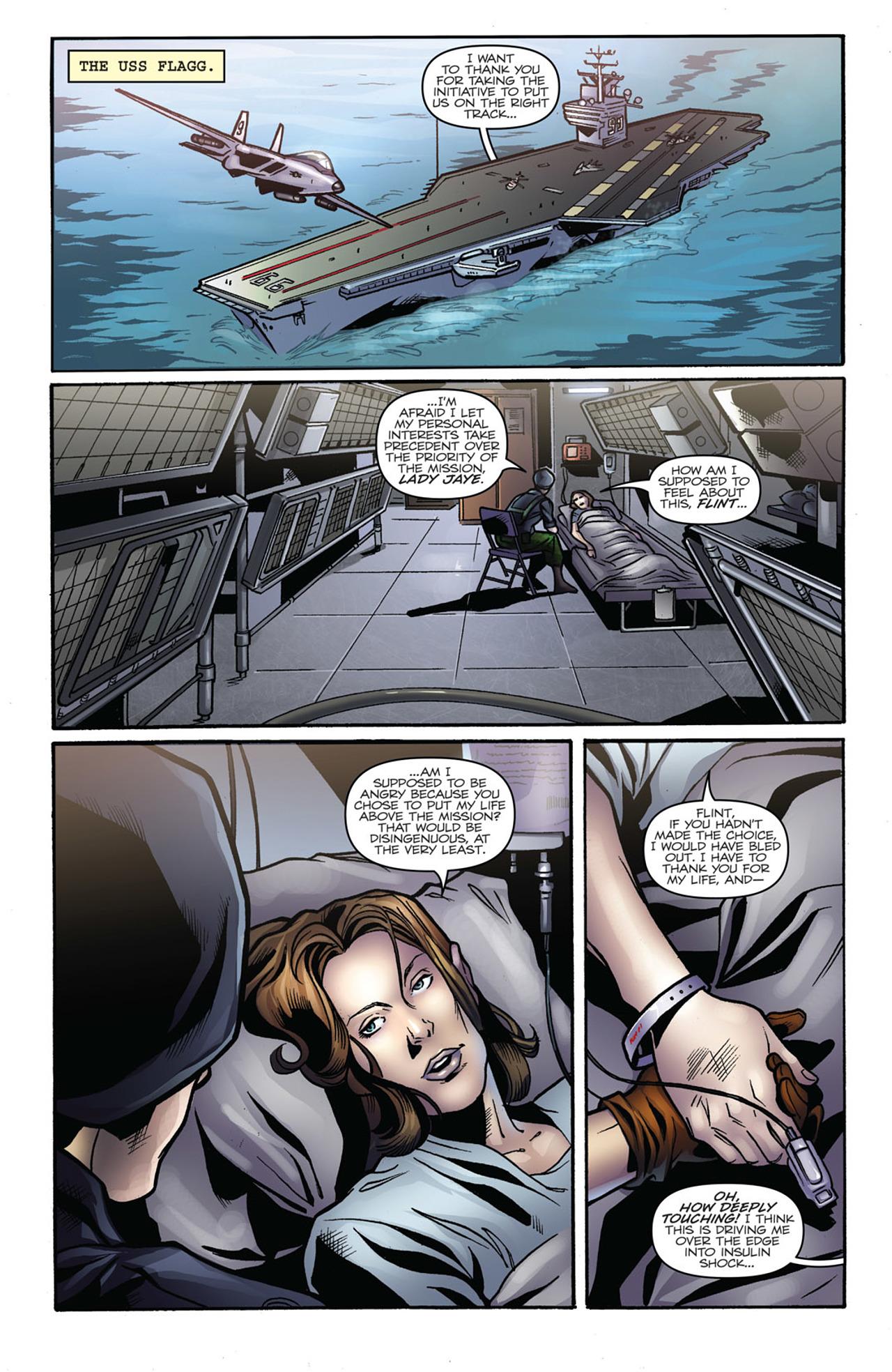 G.I. Joe: A Real American Hero 173 Page 21