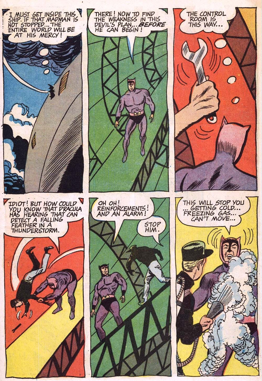 Dracula (1962) issue 3 - Page 15