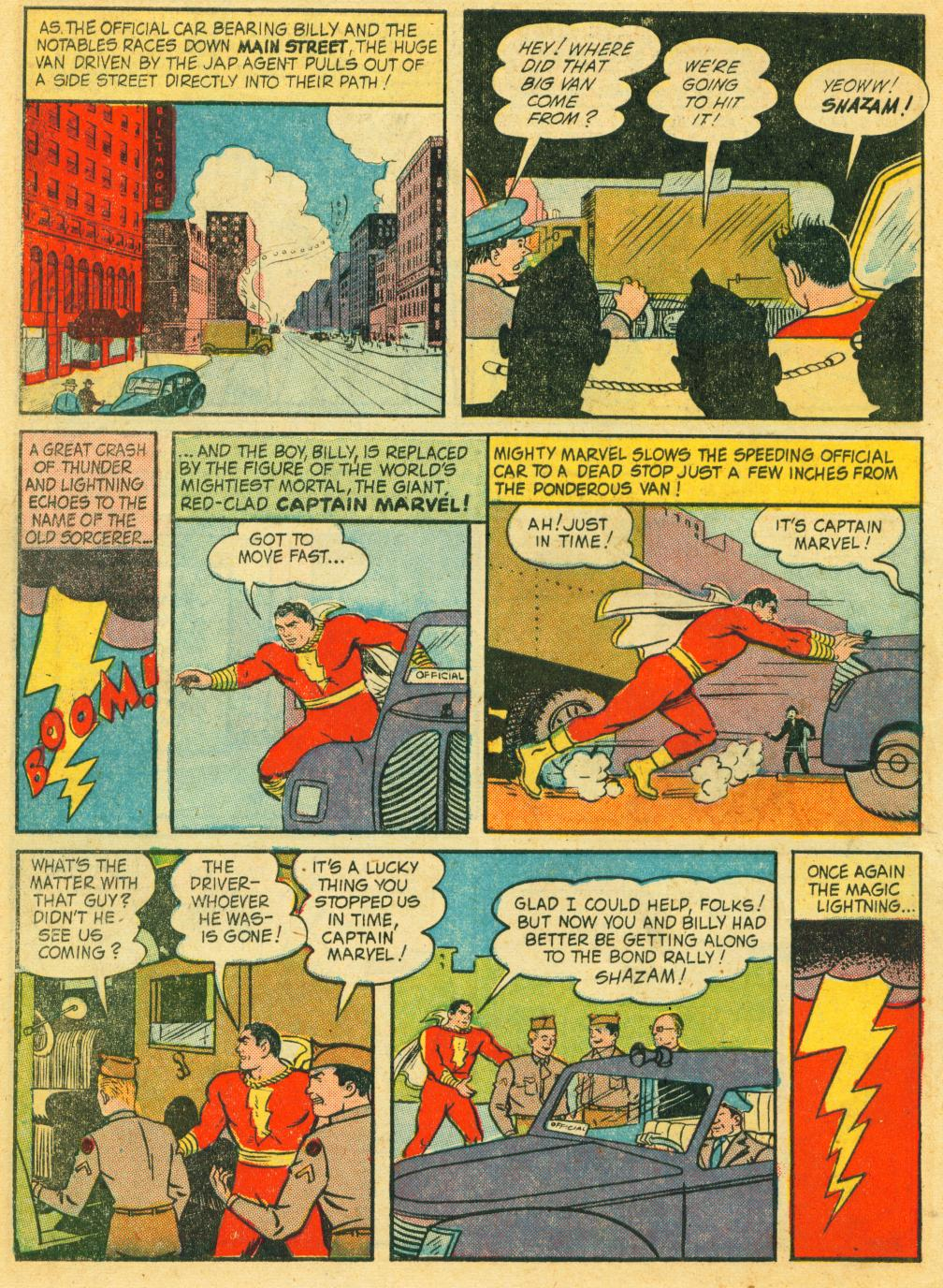 Captain Marvel Adventures issue 41 - Page 22