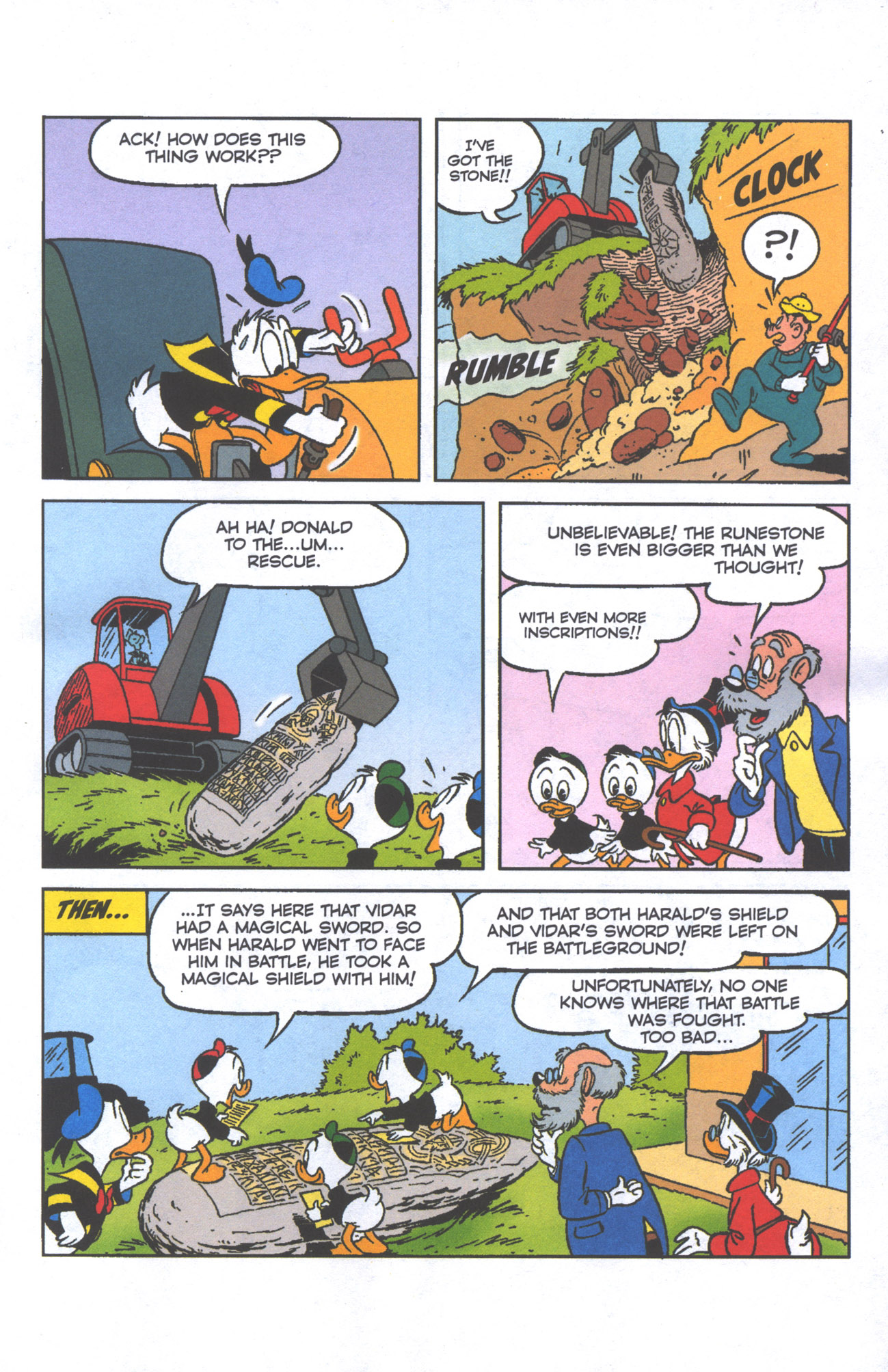 Read online Uncle Scrooge (1953) comic -  Issue #386 - 6